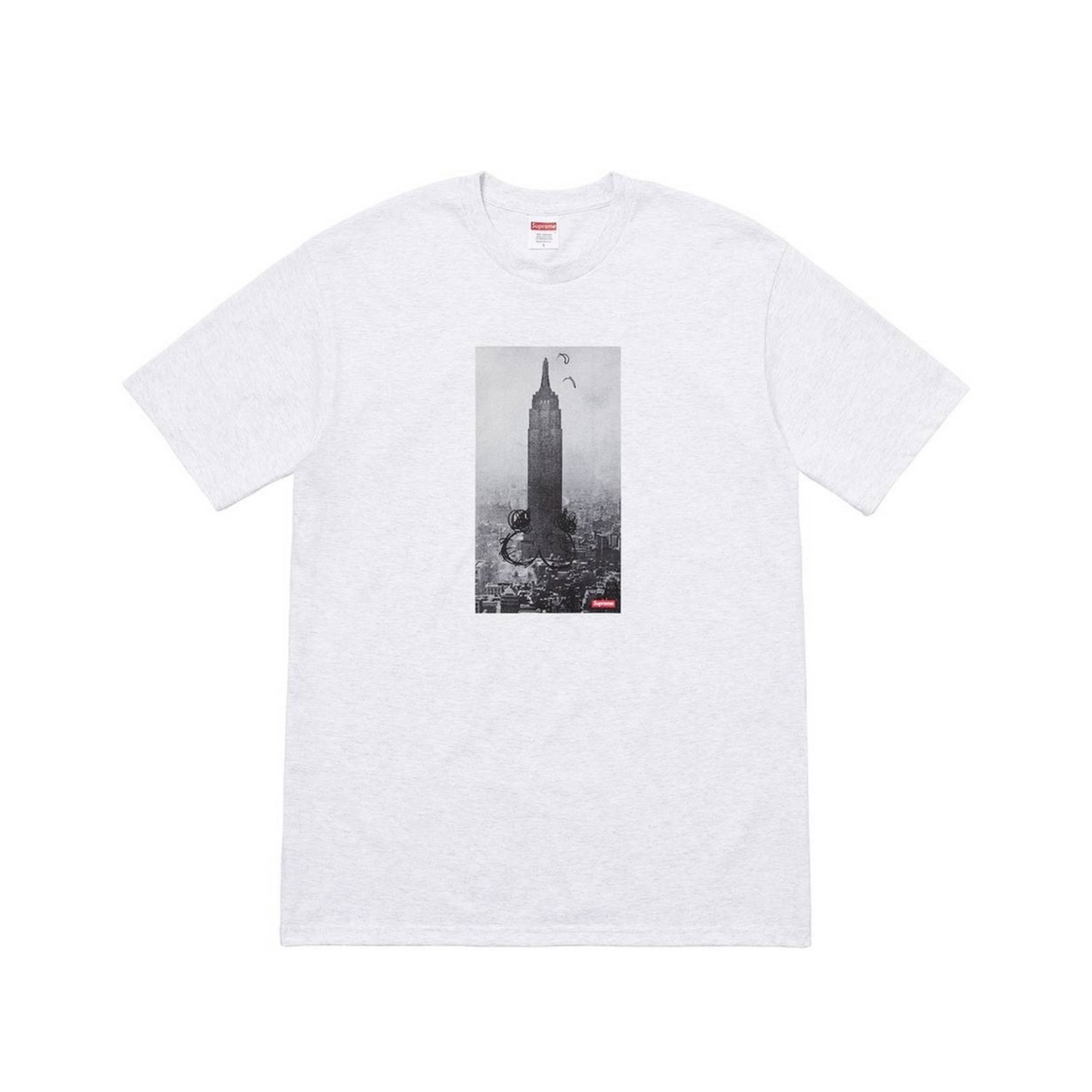 Supreme Mike Kelley Empire State Building Tee