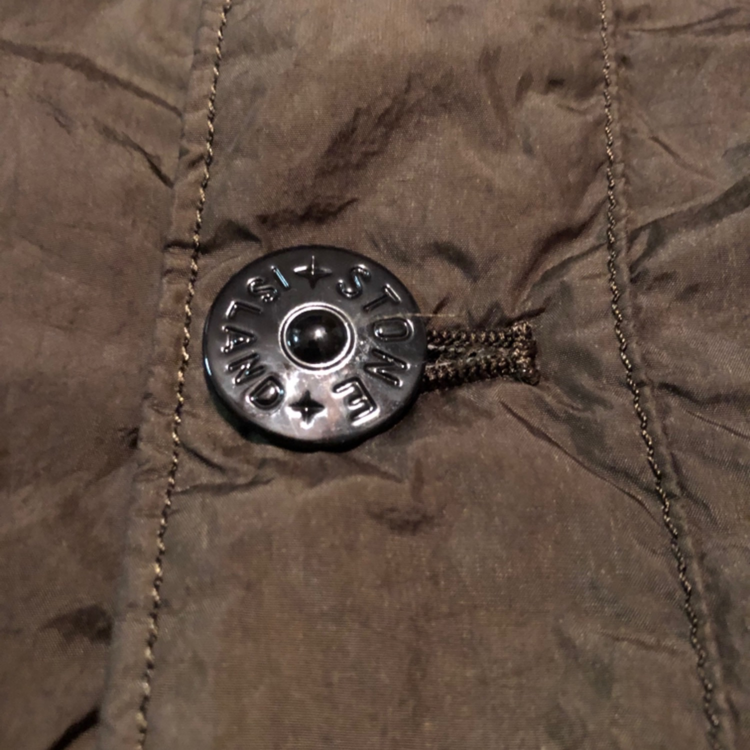 Stone Island Button-Up Jacket