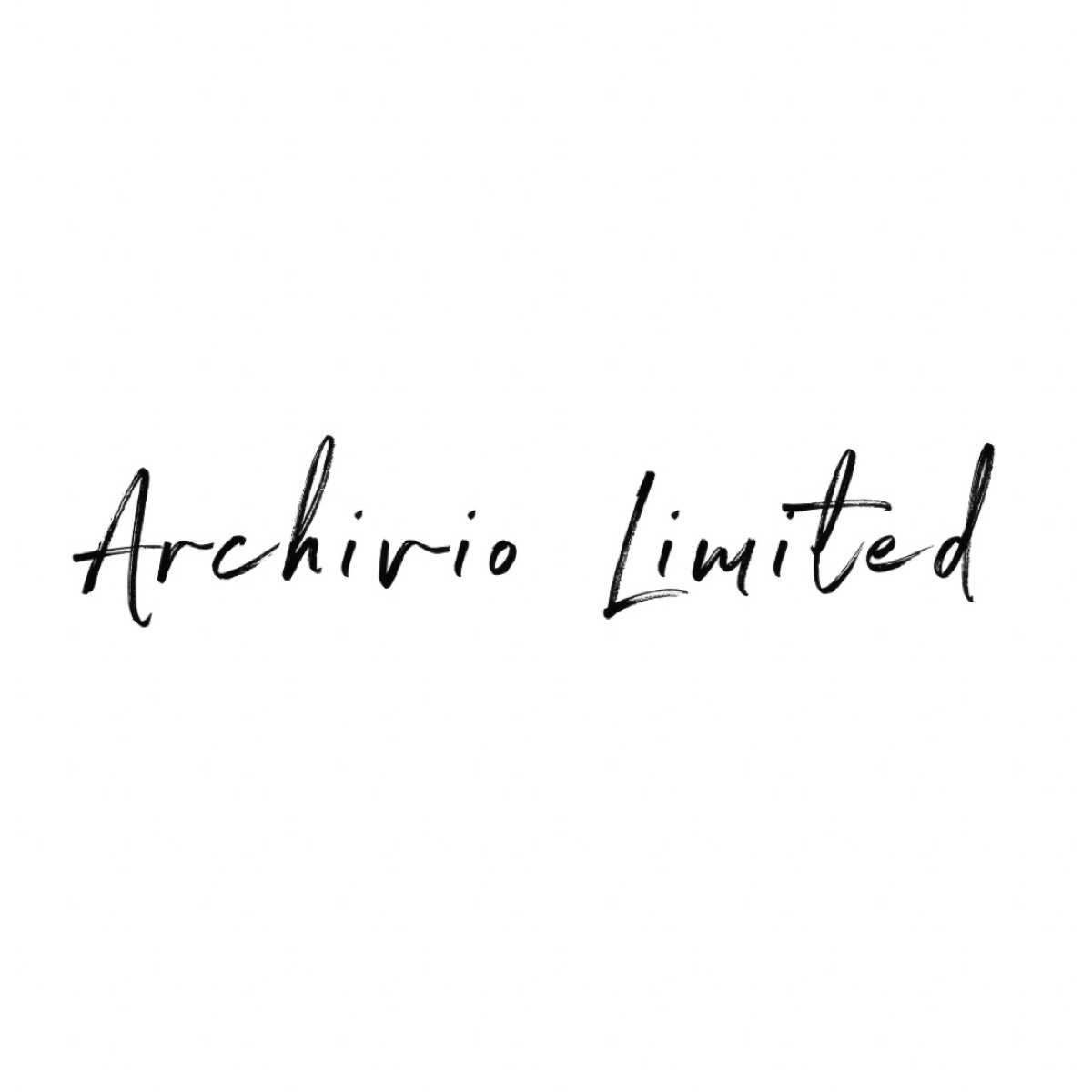 Bump profile picture for @archiviolimited