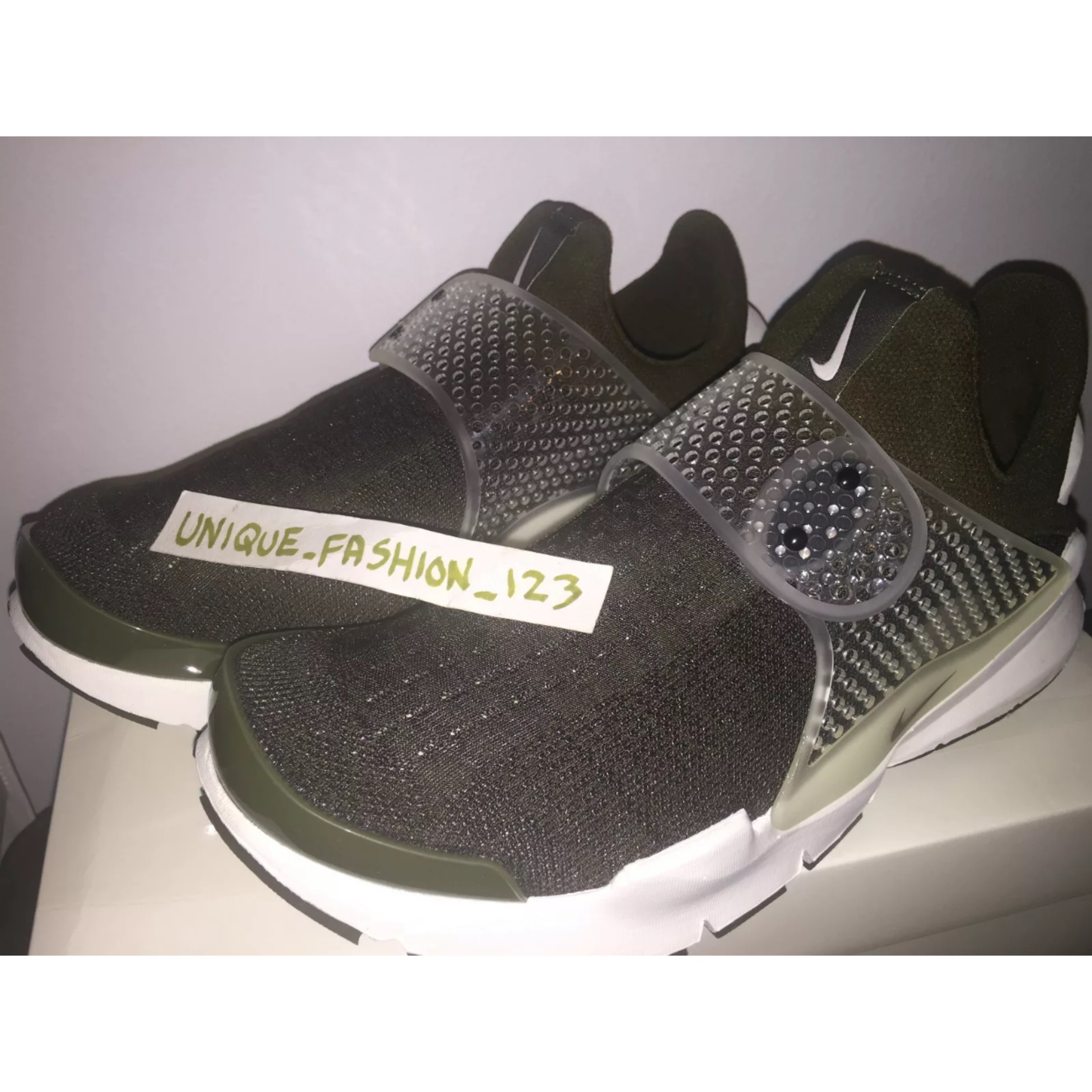 Nike Sock Dart Sp Fragment Olive