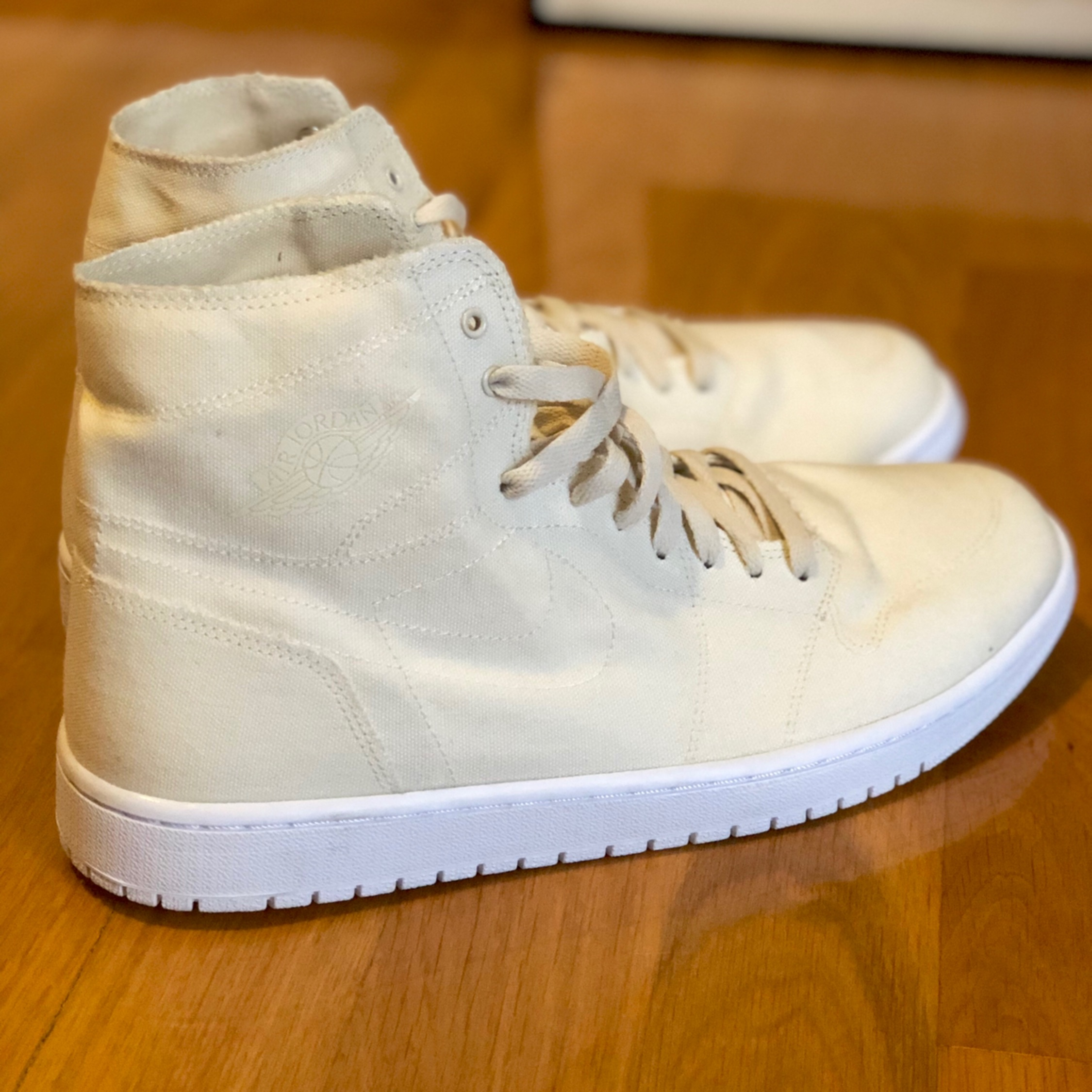 Air Jordan 1 Retro High Decon Canvas