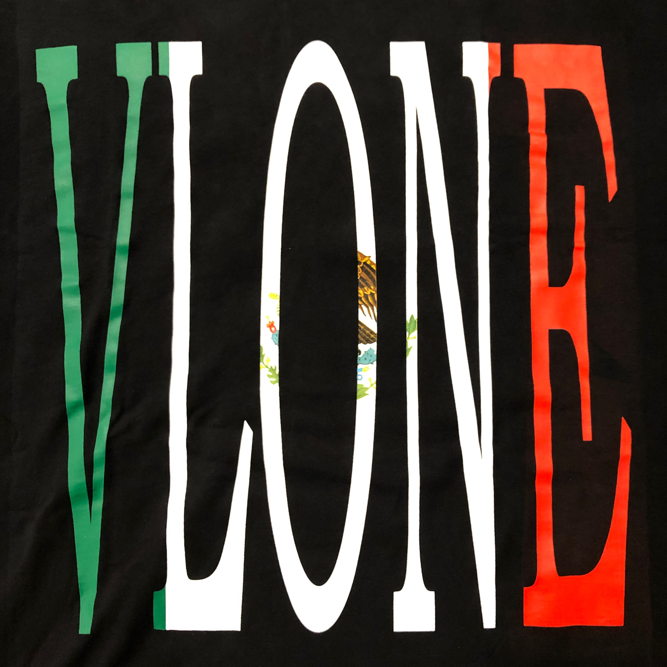 Vlone Mexico Staple Tee