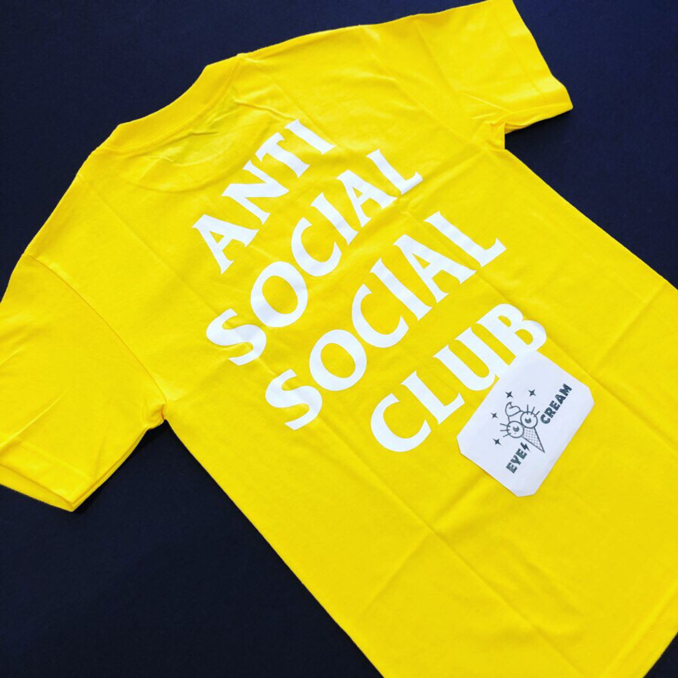 Ds Anti Social Social Club Hmu T-Shirt Supreme