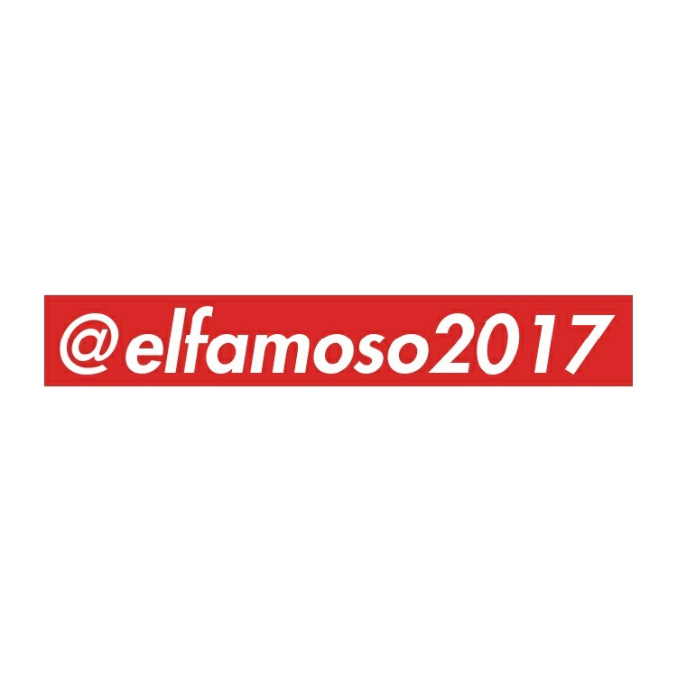 Bump profile picture for @elfamoso2017