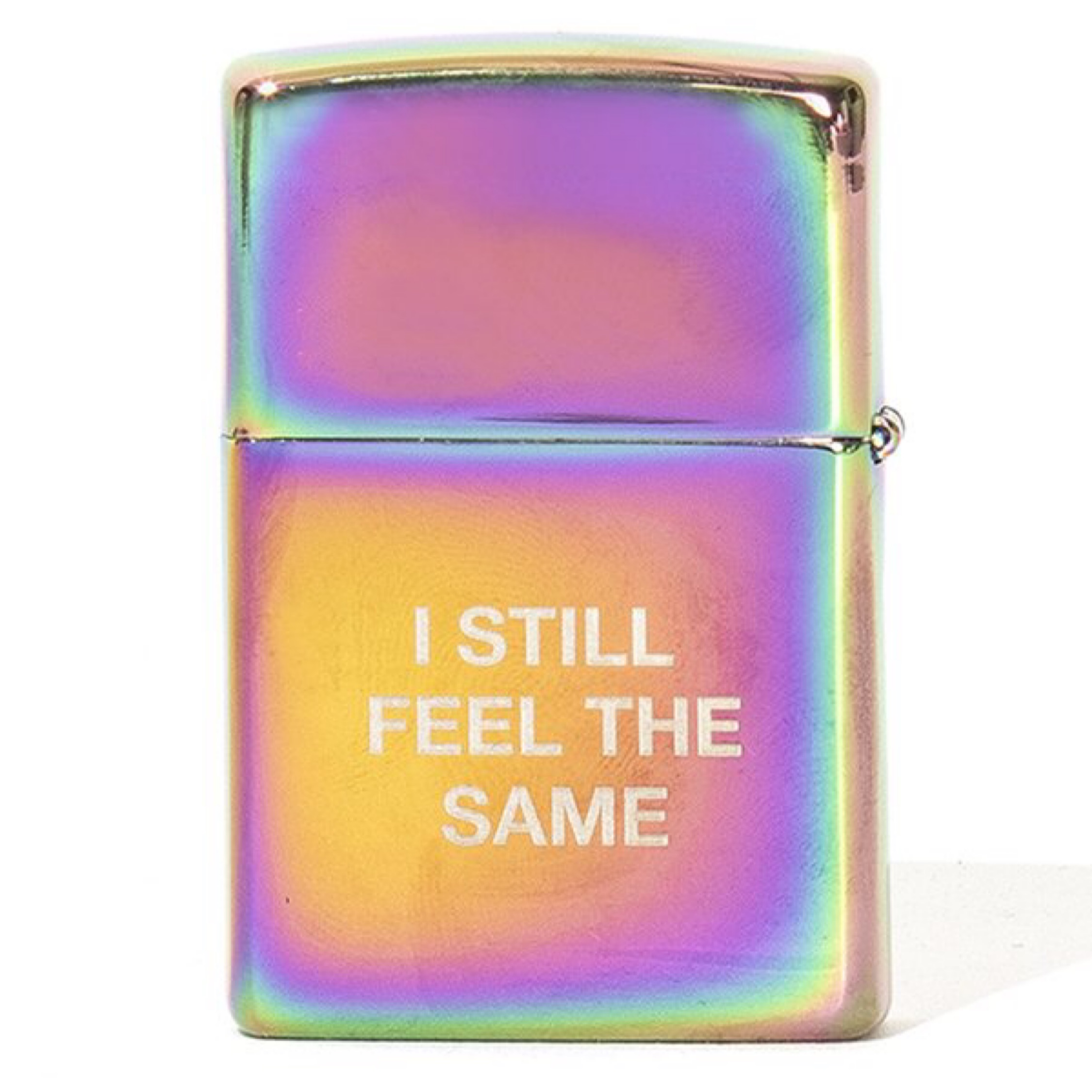 Anti Social Social Club Allergic Zippo Lighter