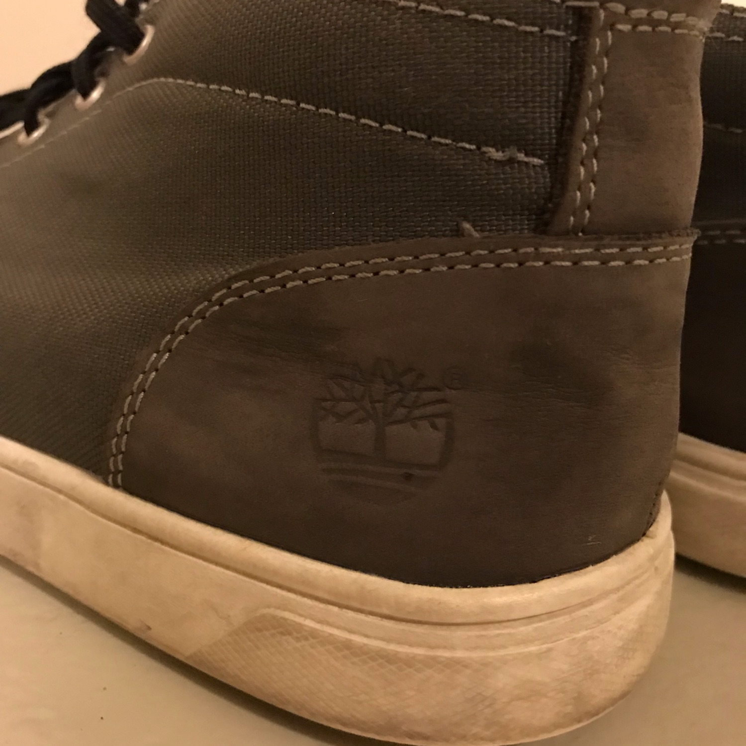 Timberlands Leather