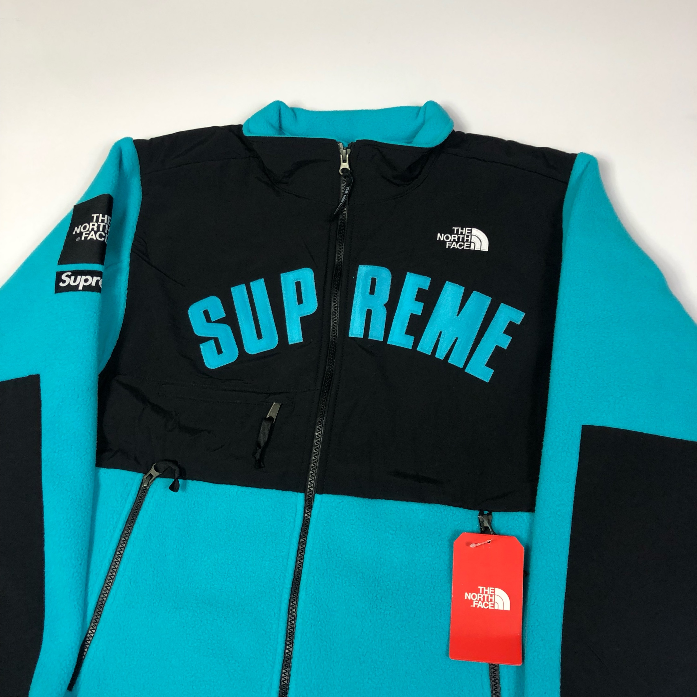 Supreme The North Face Arc Denali Jacket Fleece