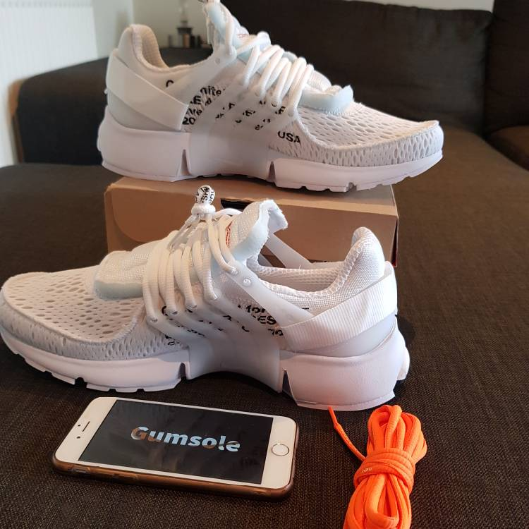 🔥 Nike Air Presto Off-White White Uk9 🔥