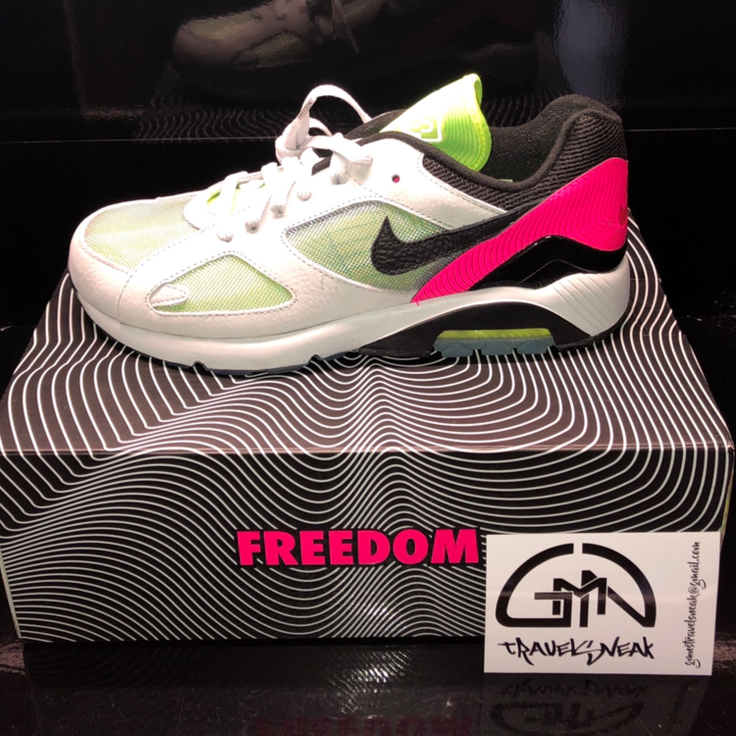 Nike Air Max 180 - Berlin Edition