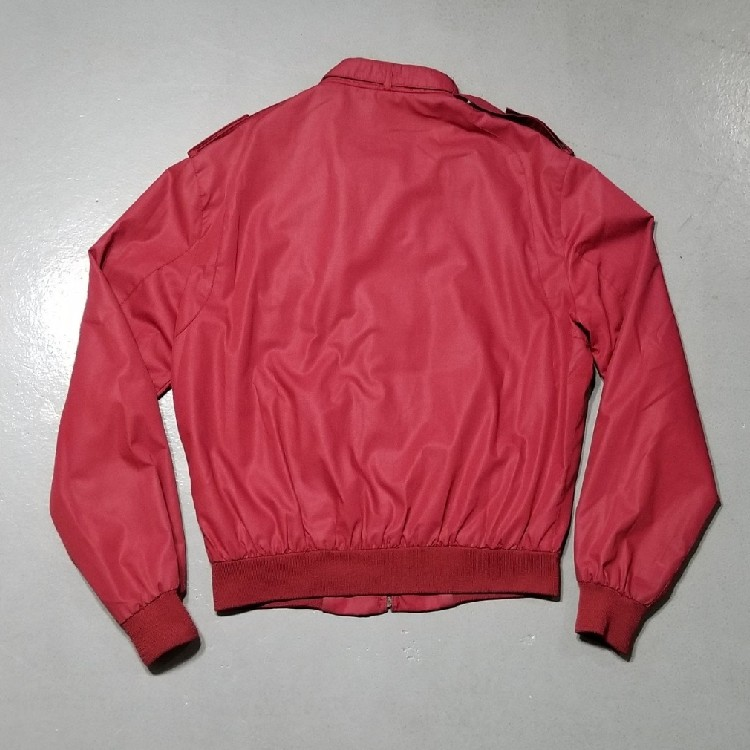 90s Vintage Members Only Racing Jacket