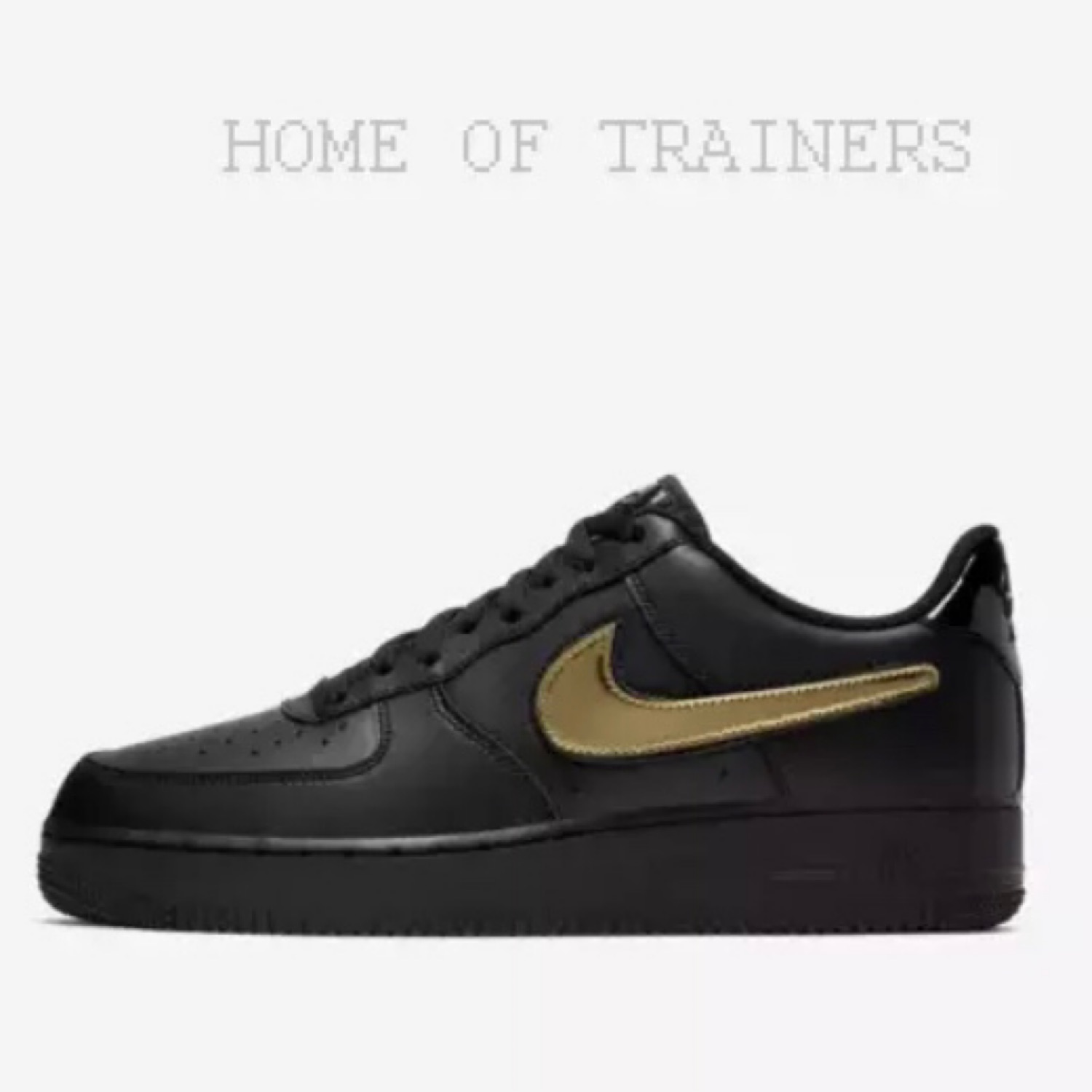 2air force 1 swoosh