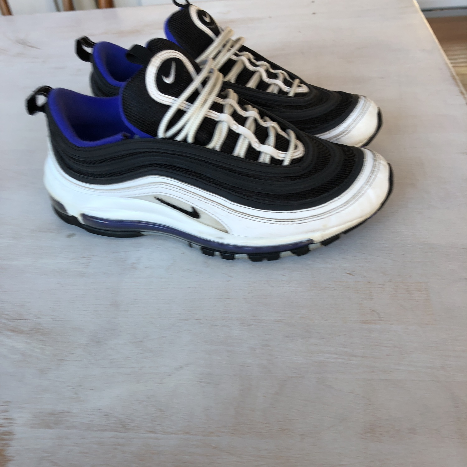 Nike Air Max 97 Silver Bullet U.S. Release Sole Collector