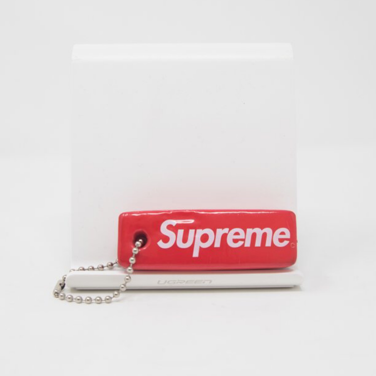 Supreme Puffy Keychain Red (Used - 2007)