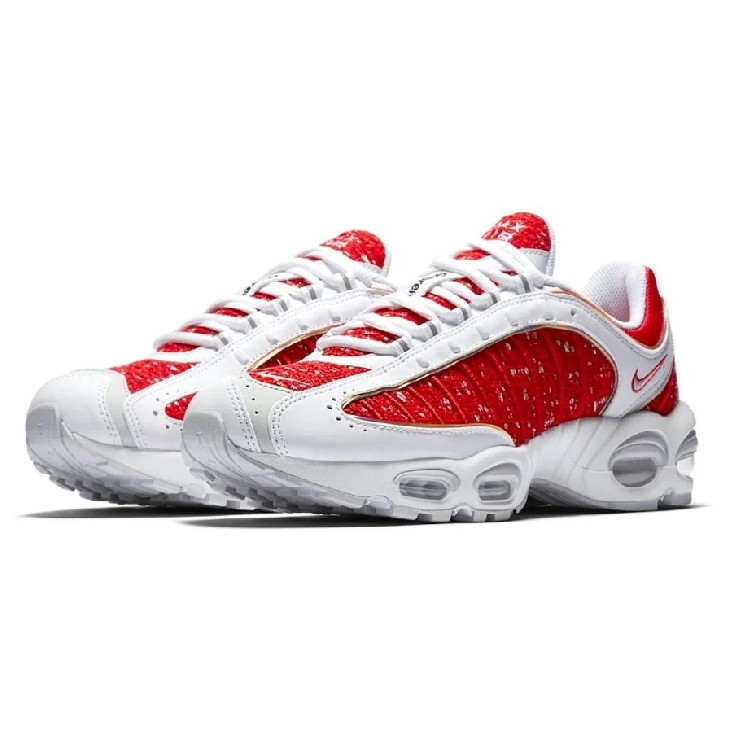 "Supreme x Nike ""Air Max Tailwind 4 "" (White)"