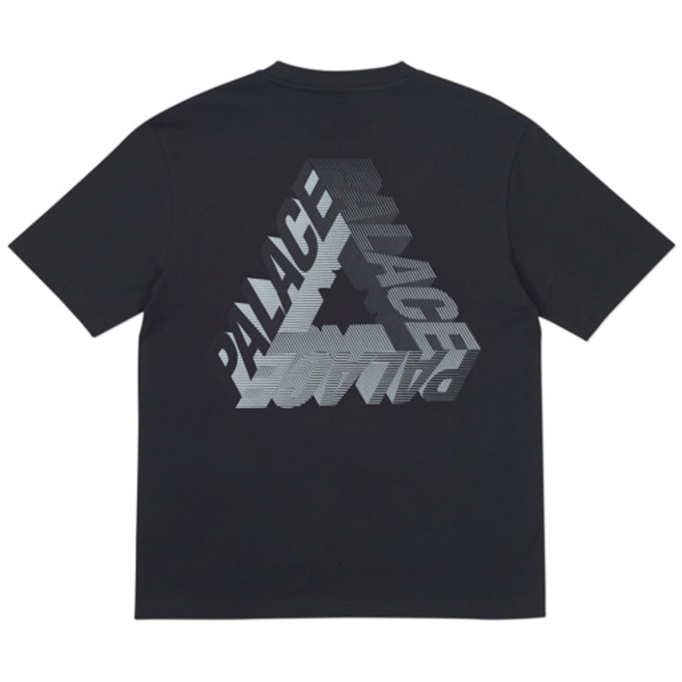 Palace P 3D T Shirt Black