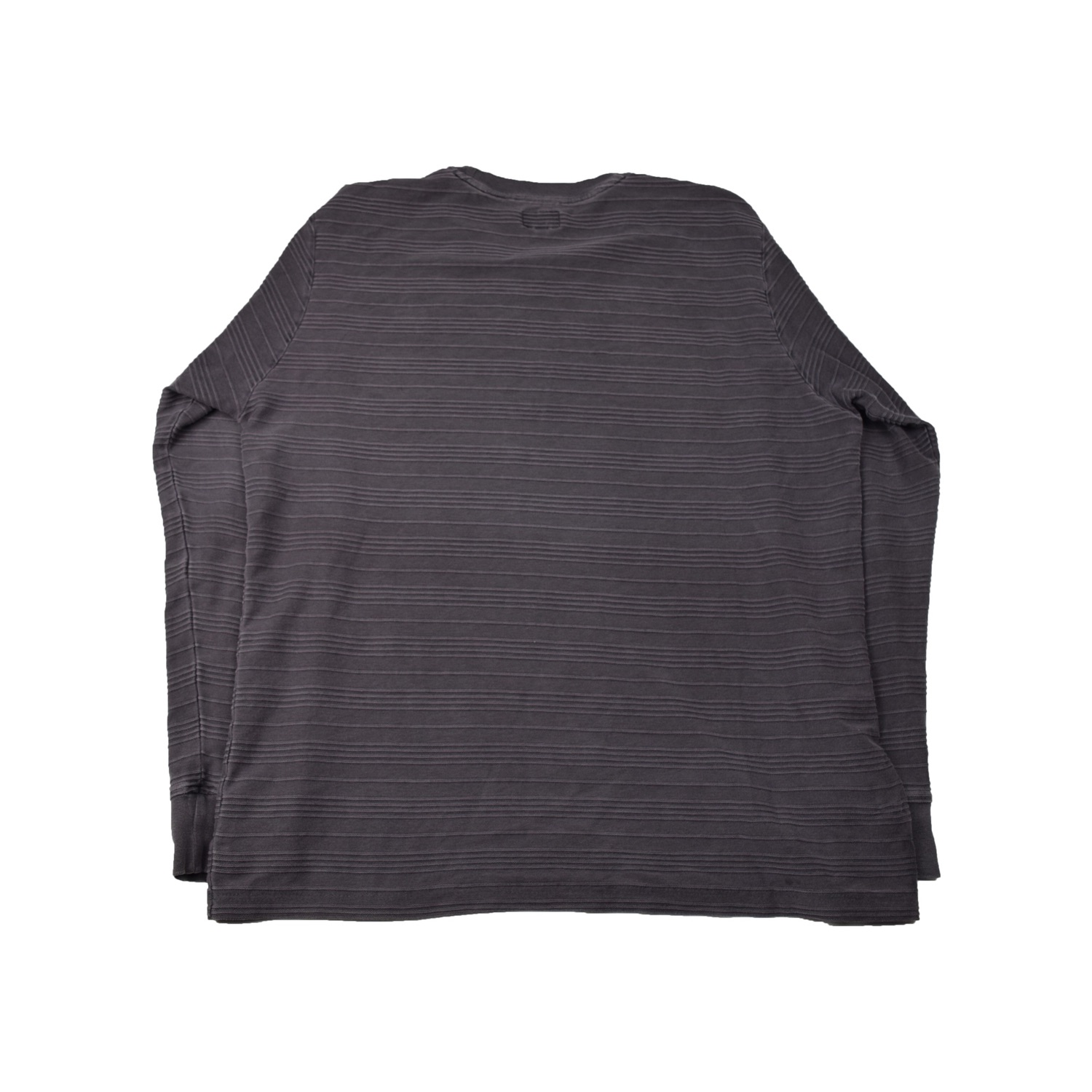 Supreme Ribbed Classic Logo Long Sleeve Ls