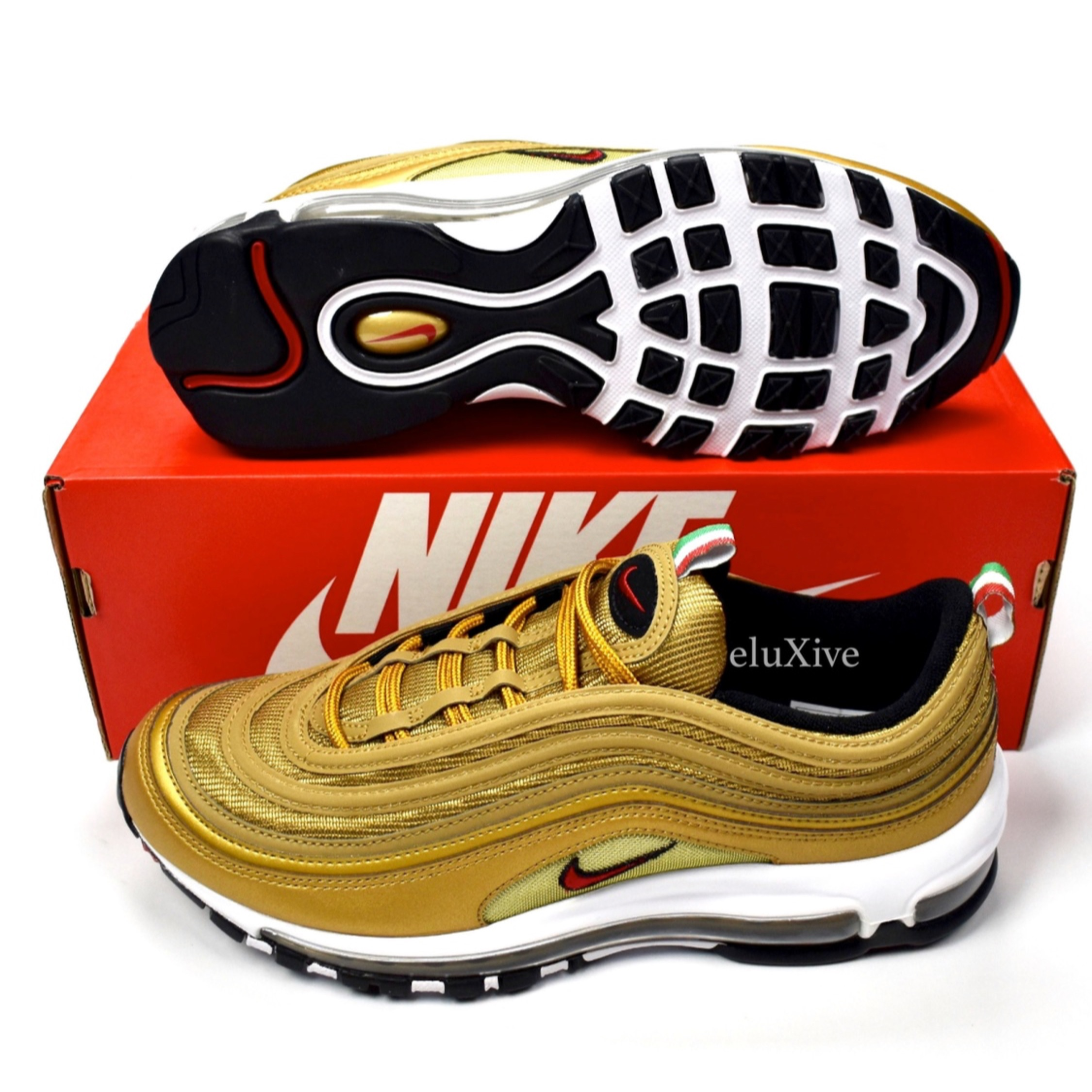 Nike Air Max 97 It Gold New Size 5