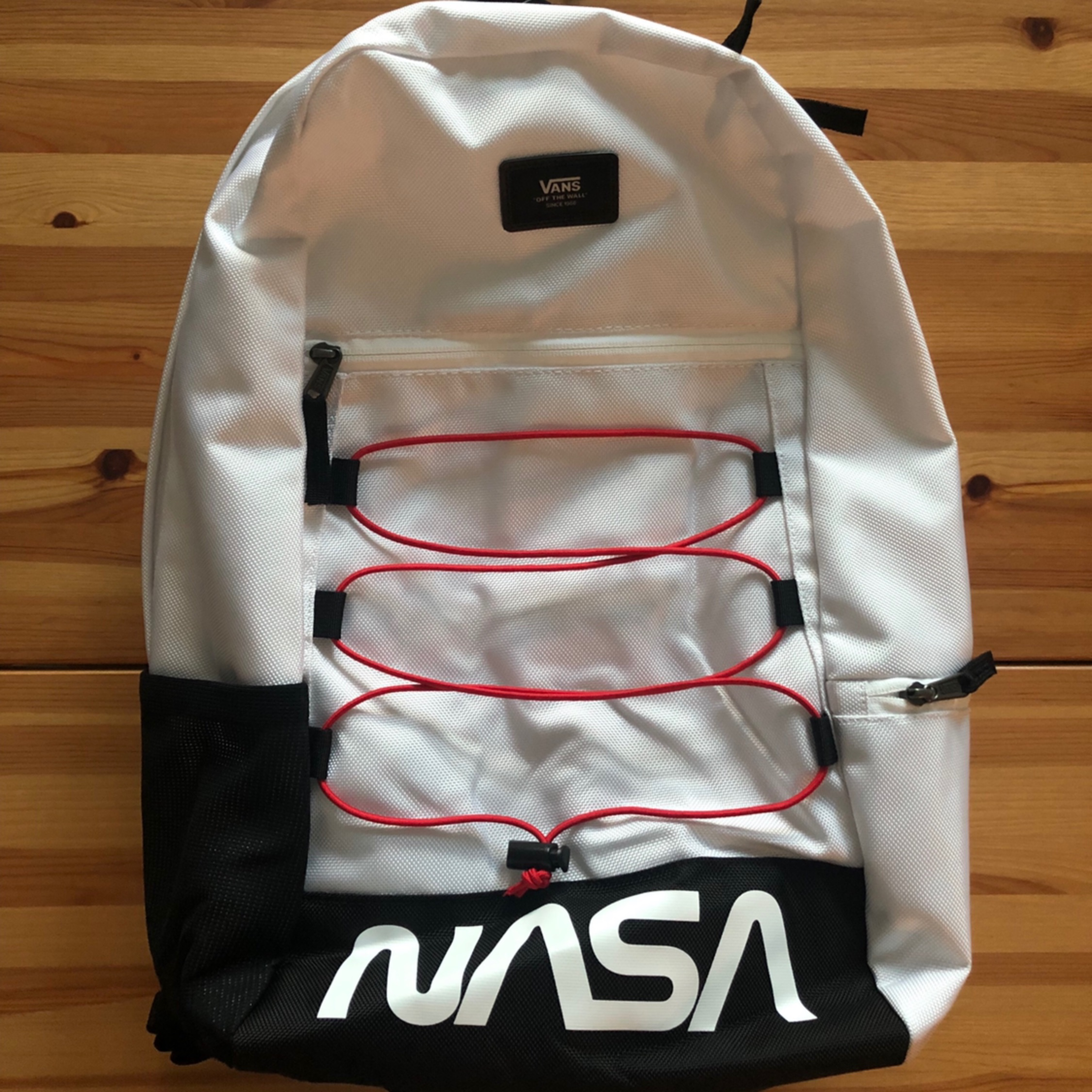 "Vans X Nasa ""Space Voyager"" Snag Backpack Bag"