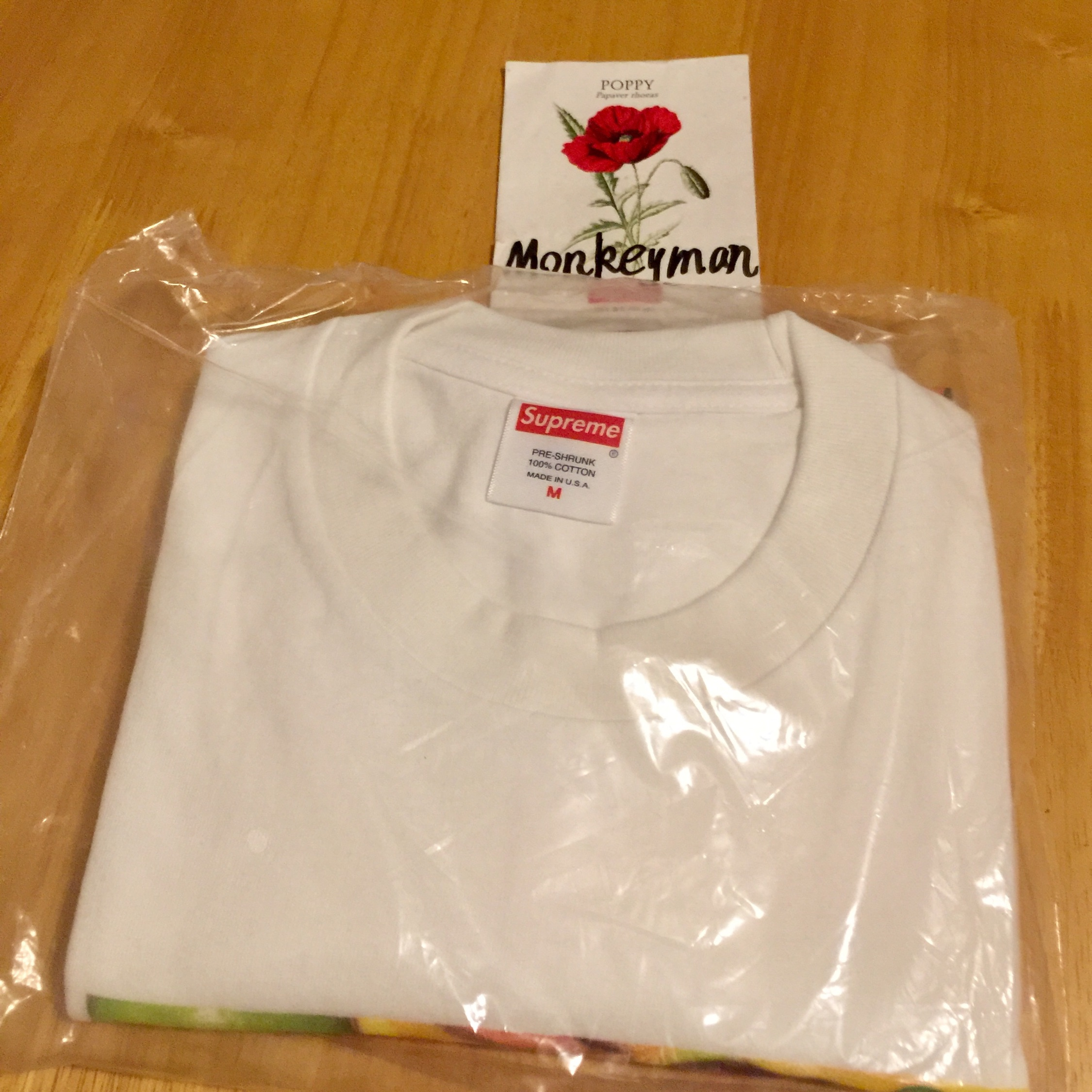 Supreme Fruit Tee White M