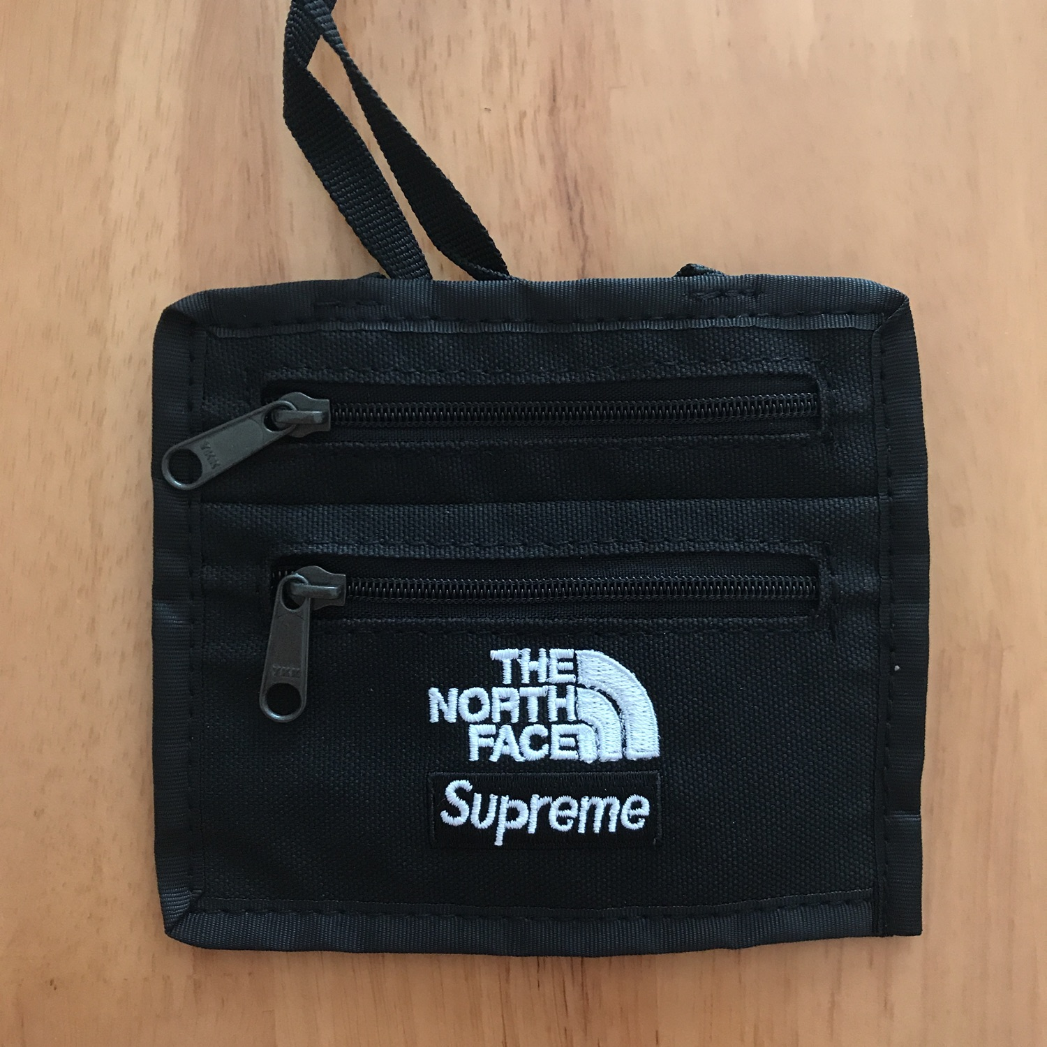 Supreme Tnf Expedition Wallet Bag