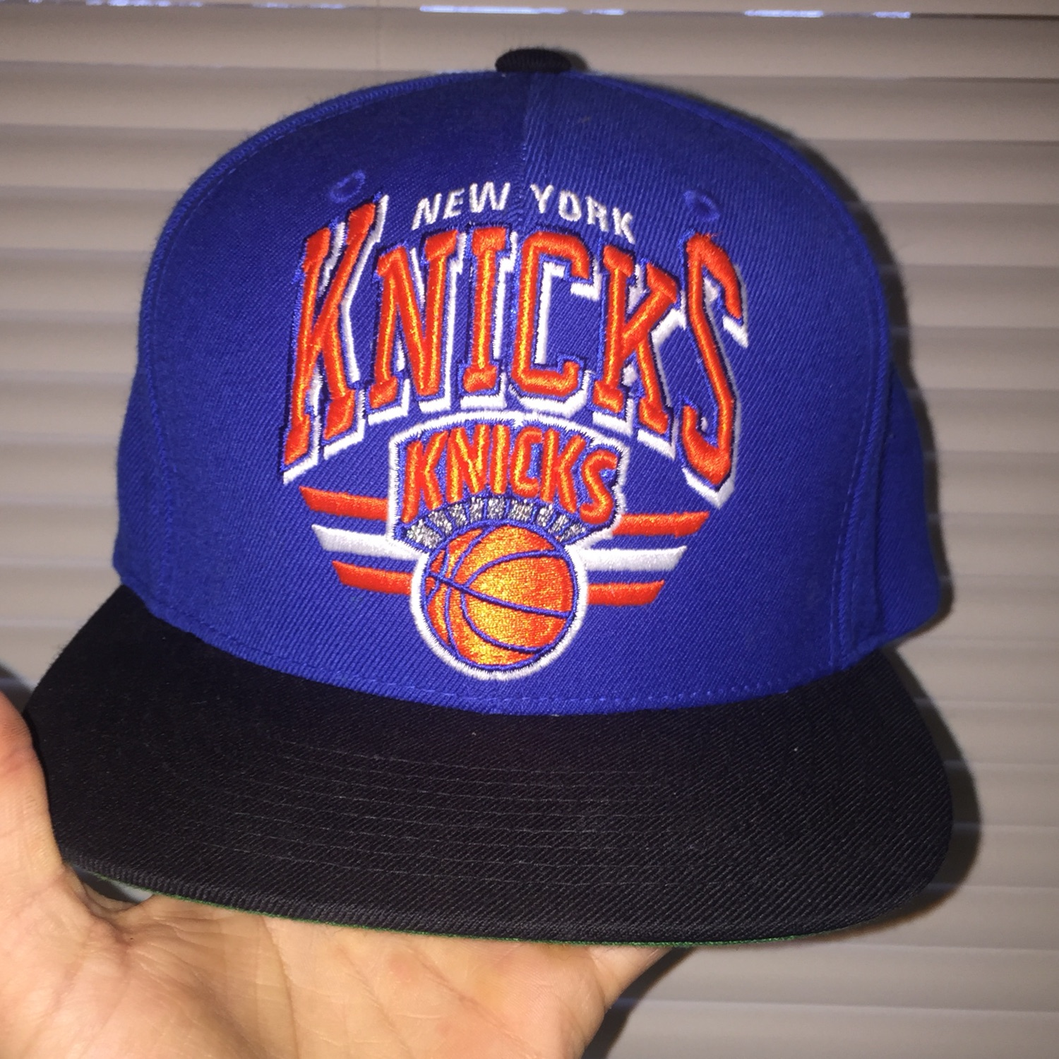 New York Knicks Hardwood Classic Snapback