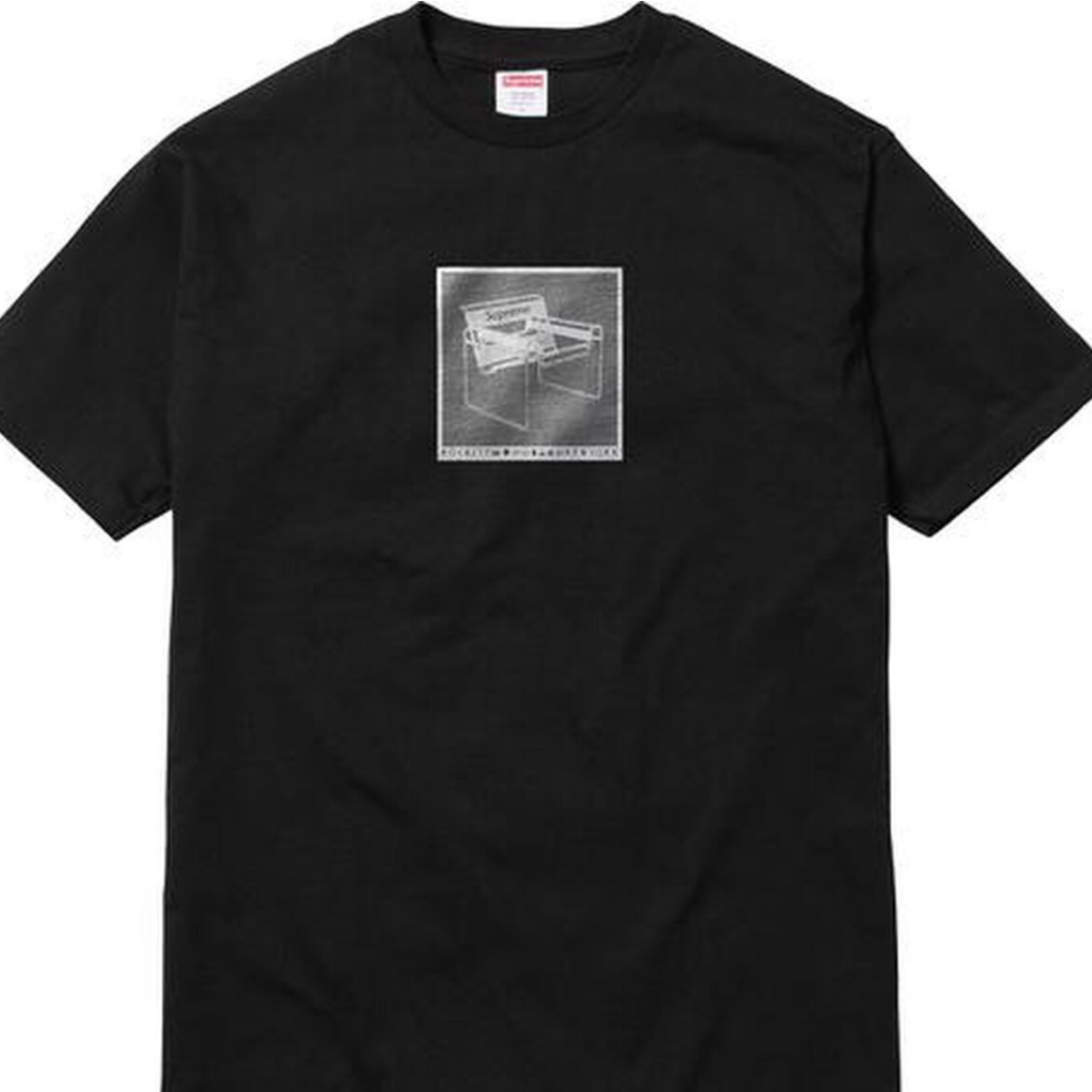 Supreme Chair T Shirt New Large