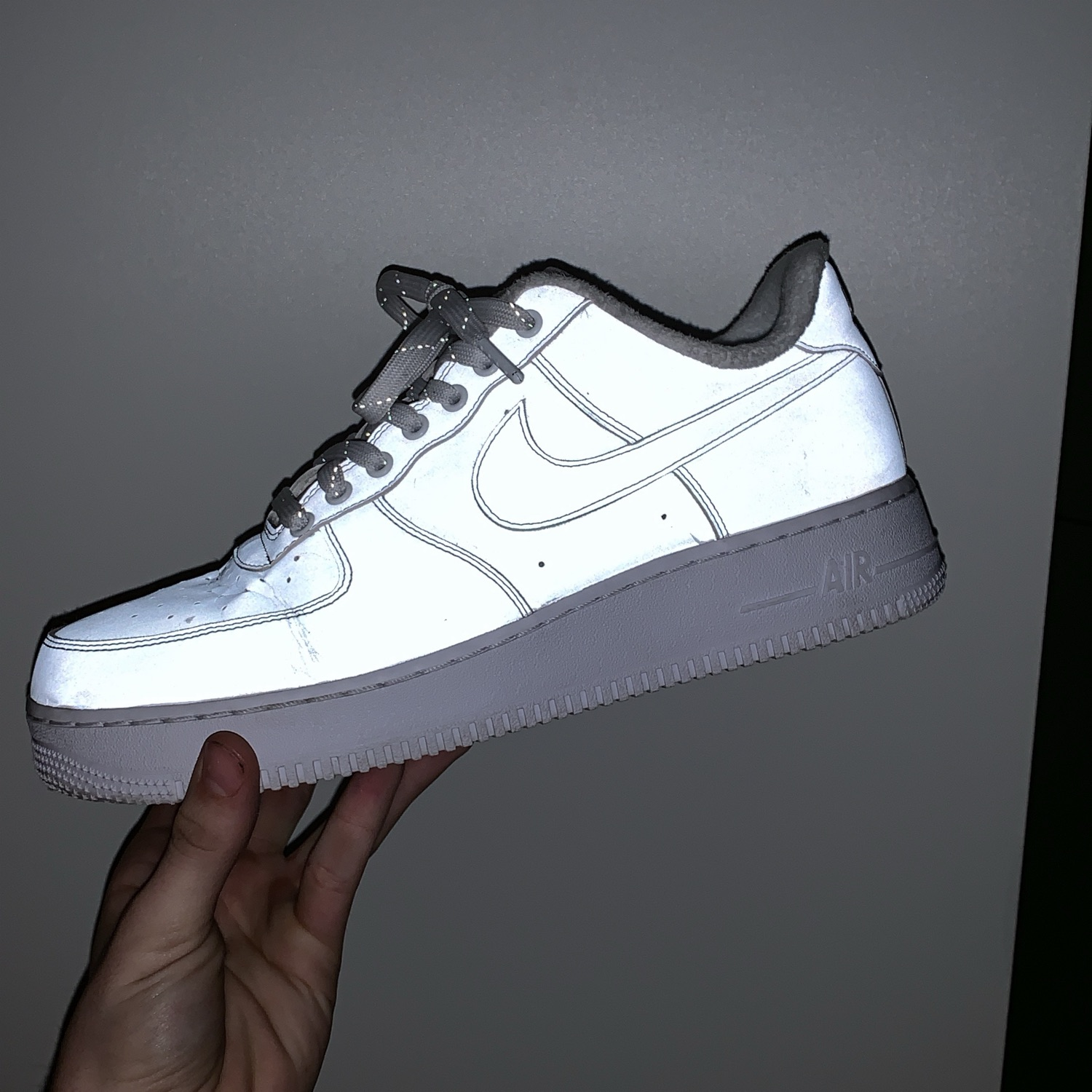 2air force 1 reflective