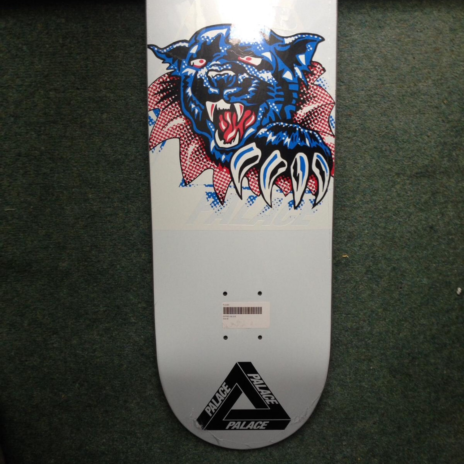 Palace Ripped Tiger Deck