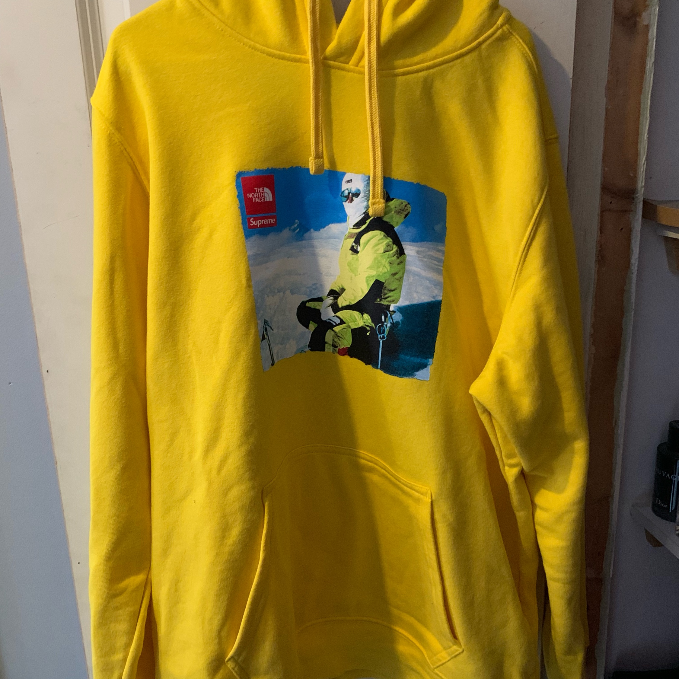 Supreme North Face Photo Hoody
