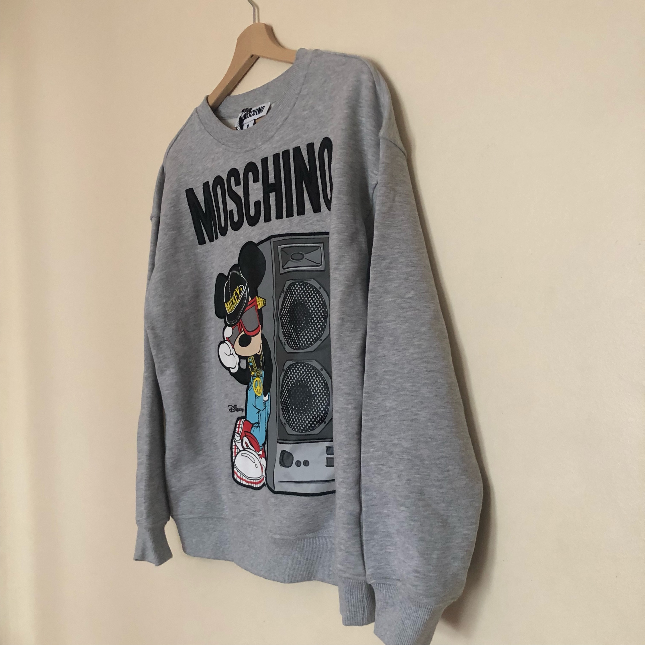 Moschino/H&M - Mickey Mouse Jumper
