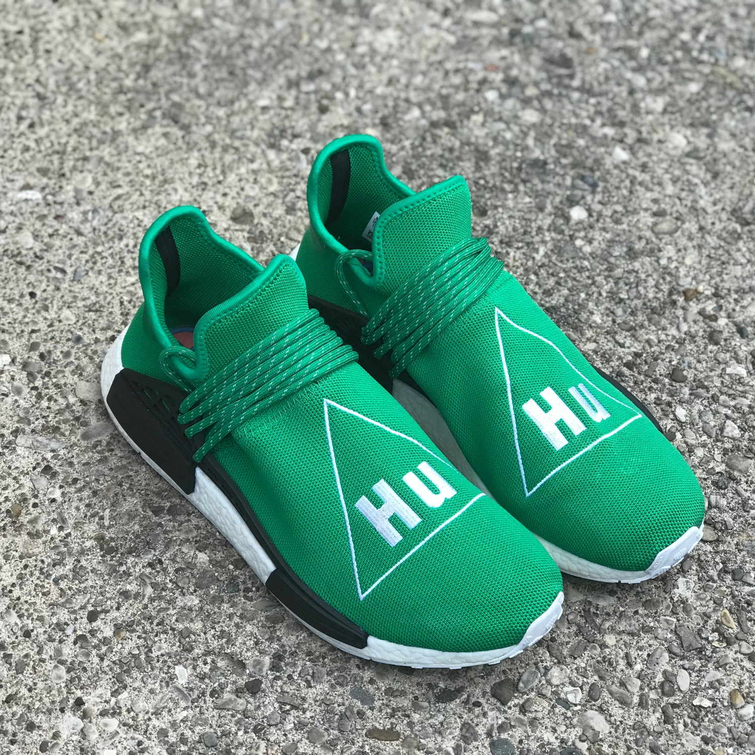 Pharrell x NMD Human Race 'Inspiration Pack' Unboxing