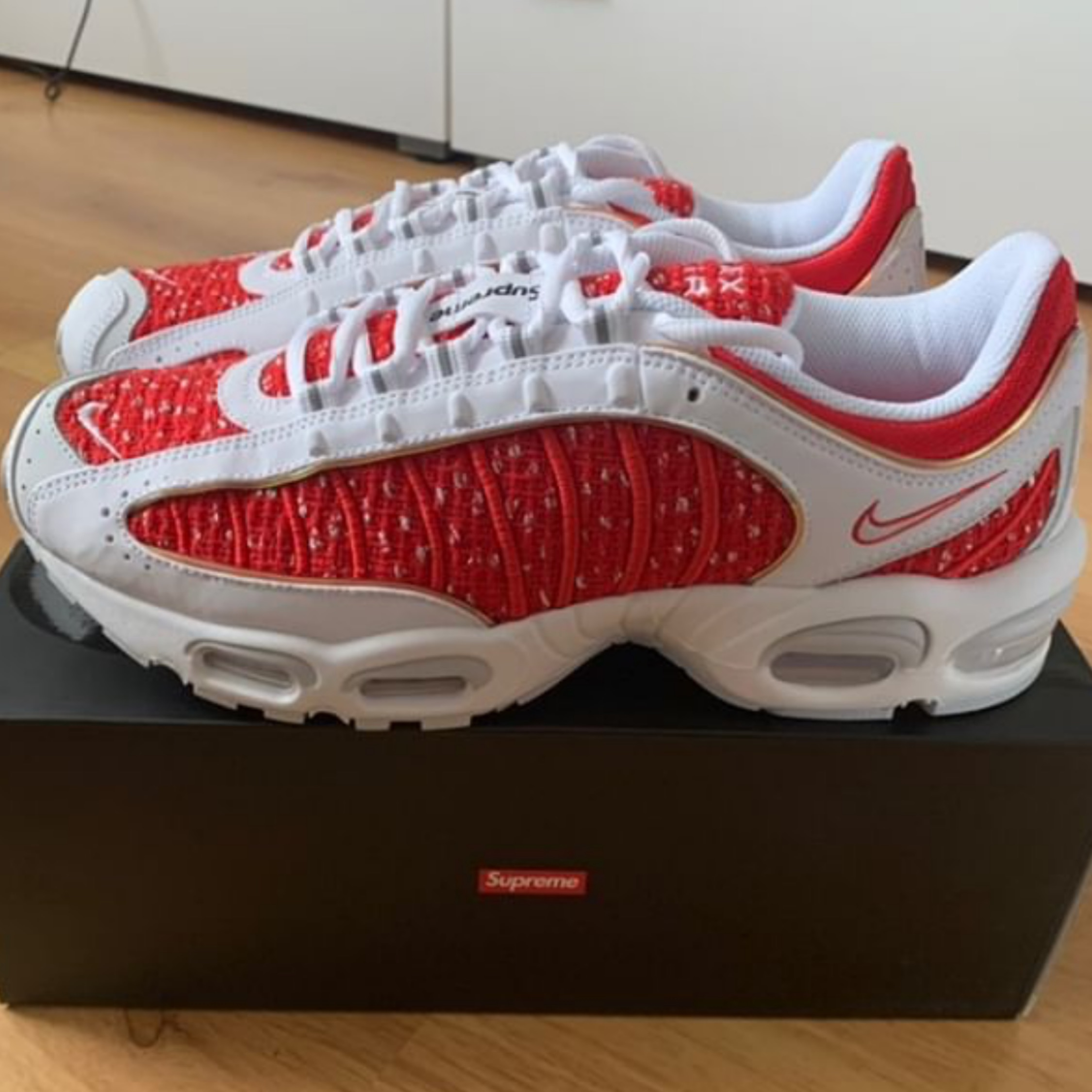 Ss19 Supreme X Nike Air Max Tailwind 4