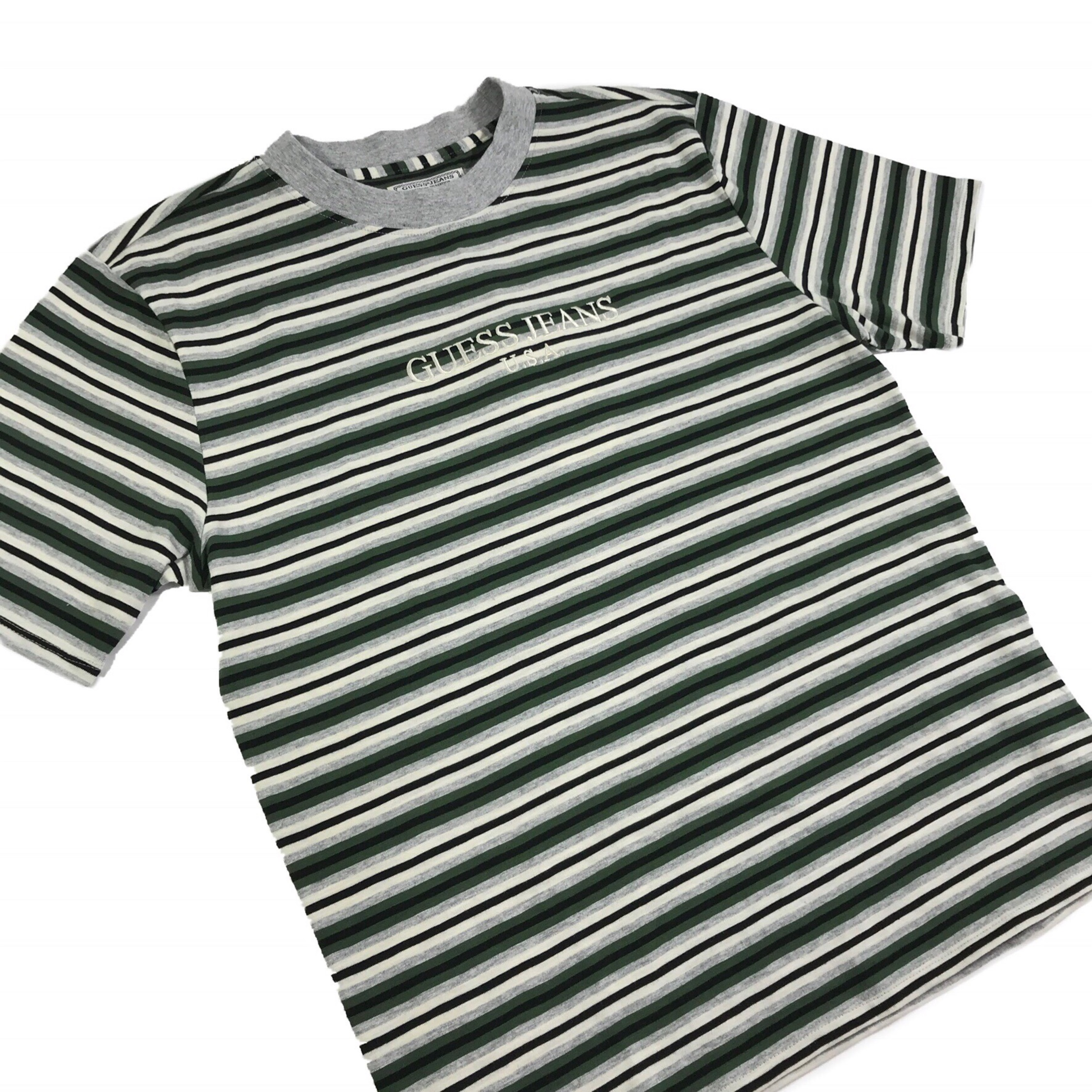 Guess Jeans Alameda Striped Tee
