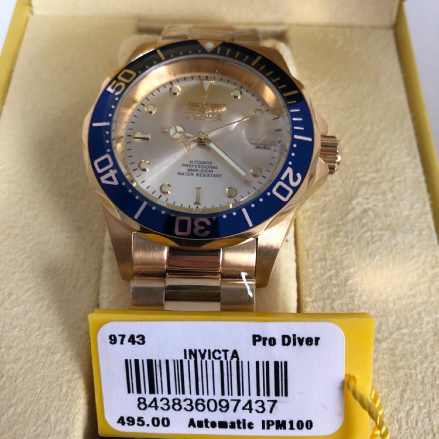 Invicta Pro Series Limited Edition Watch