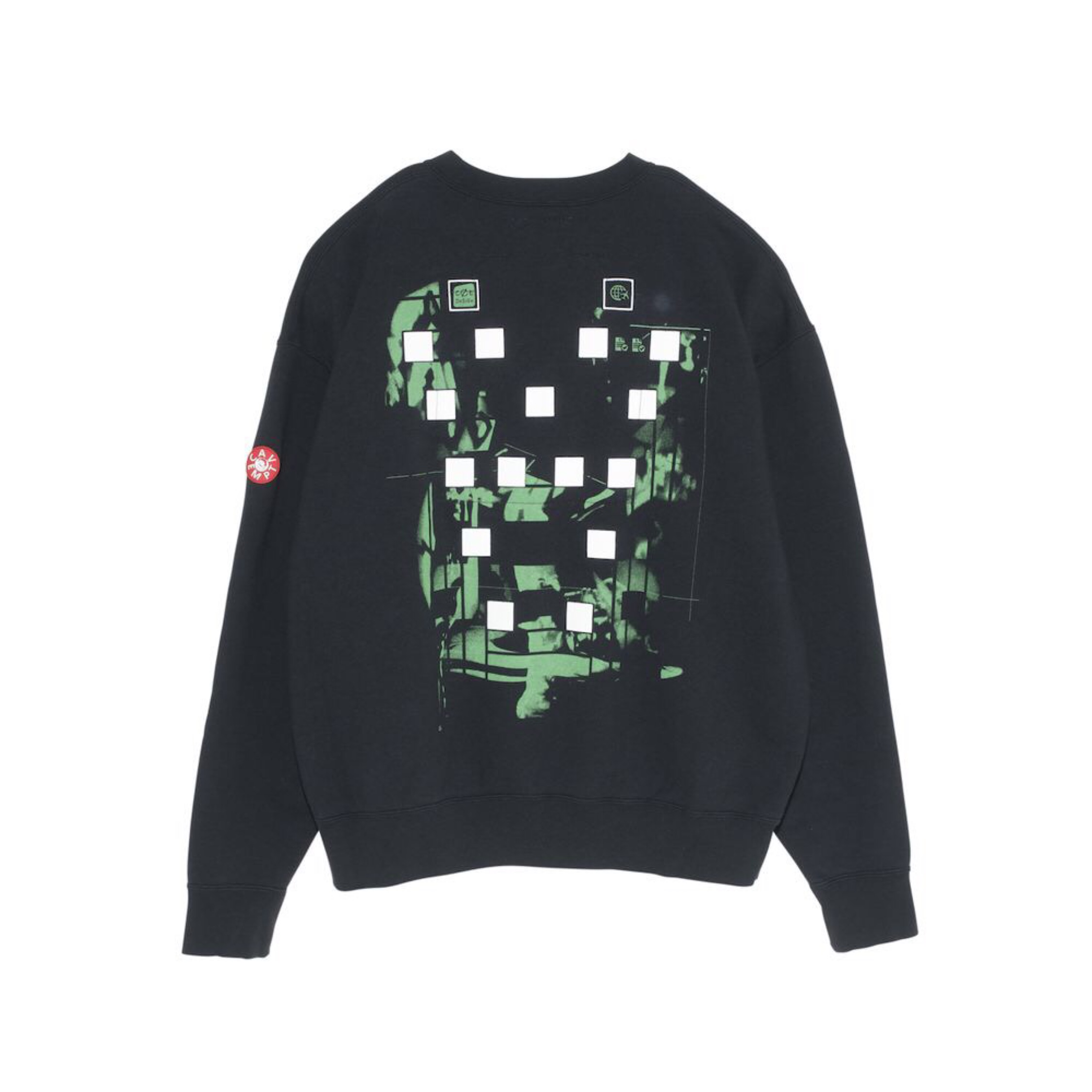 Cav Empt Card 19/1 Crew Neck