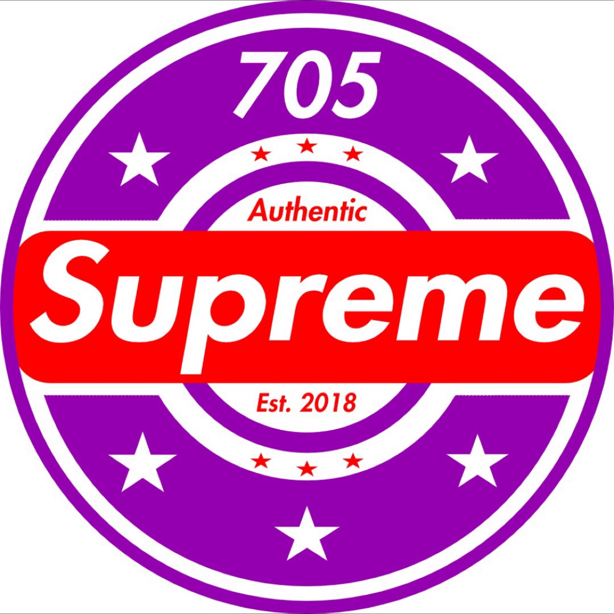 Bump profile picture for @705supreme