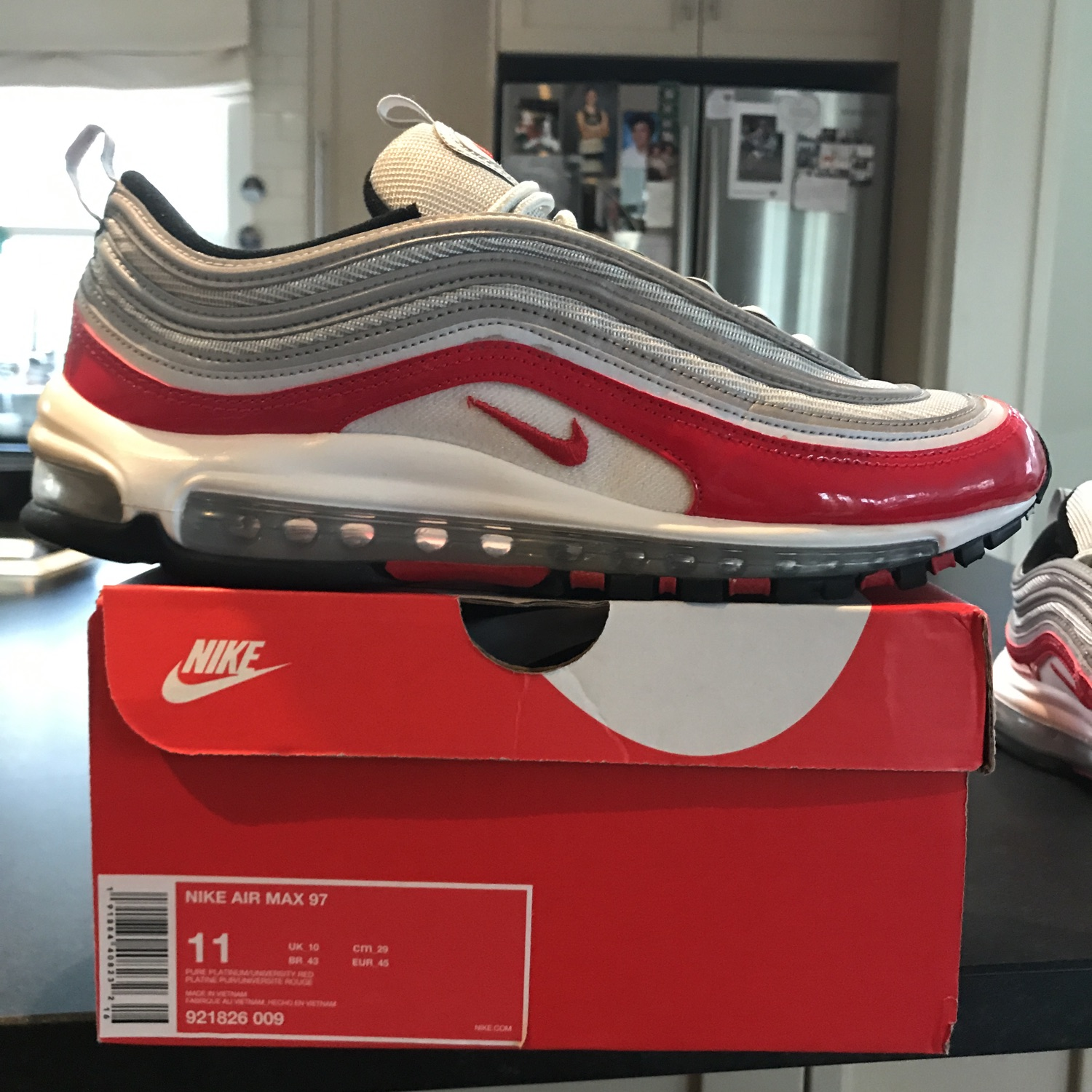 Nike Air Max 97 Steelers Where To Buy 921826 008 The