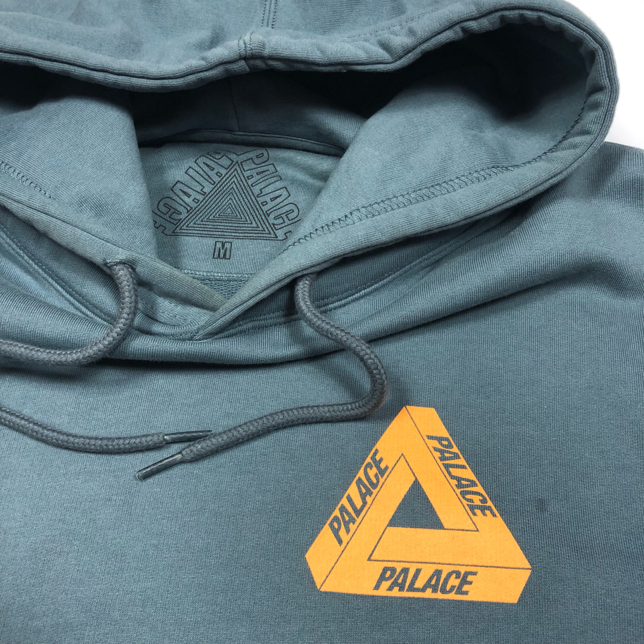 Palace Tri Choco Tri Ferg Hoodie Medium