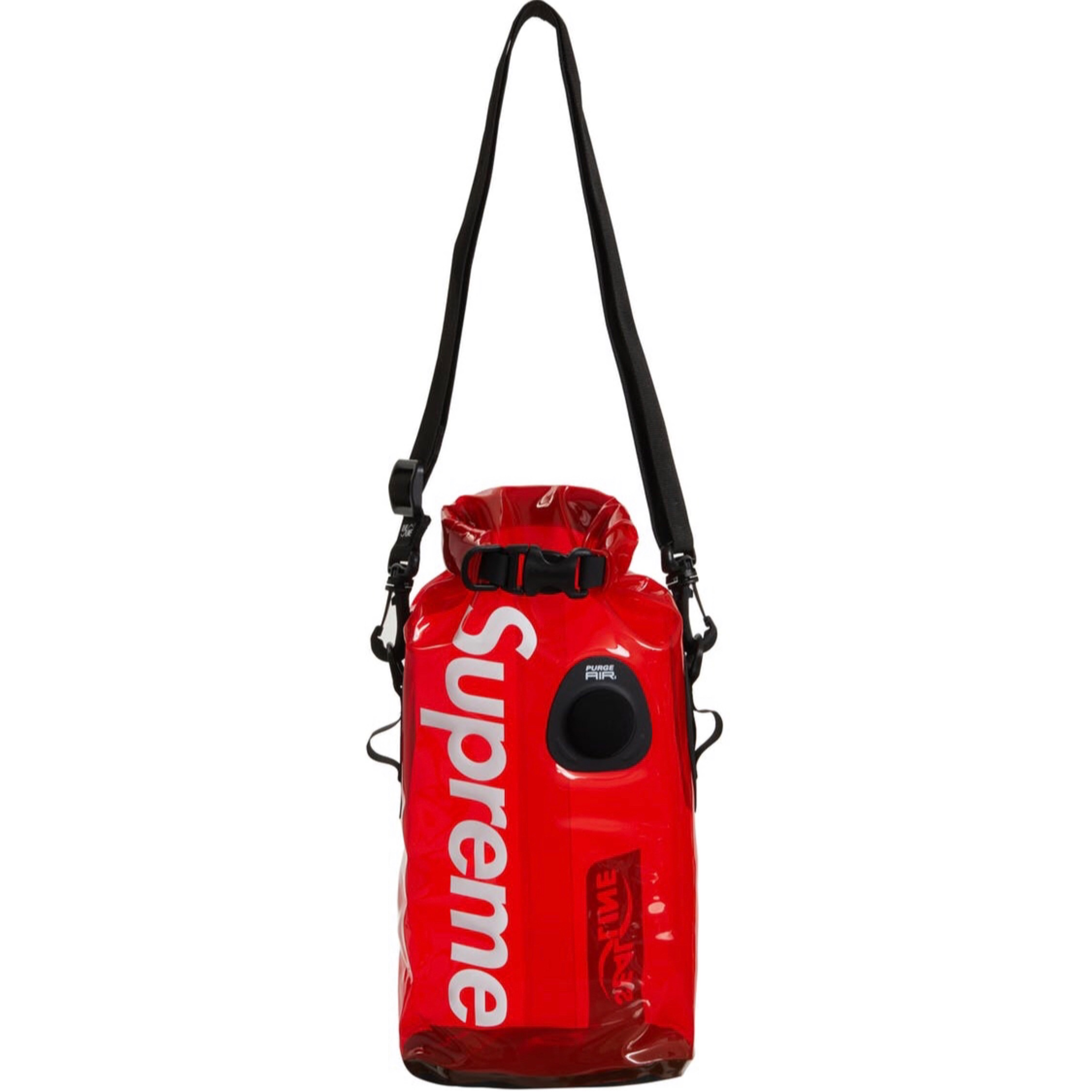 Supreme X Sealline Discovery Dry Bag 5L In Red