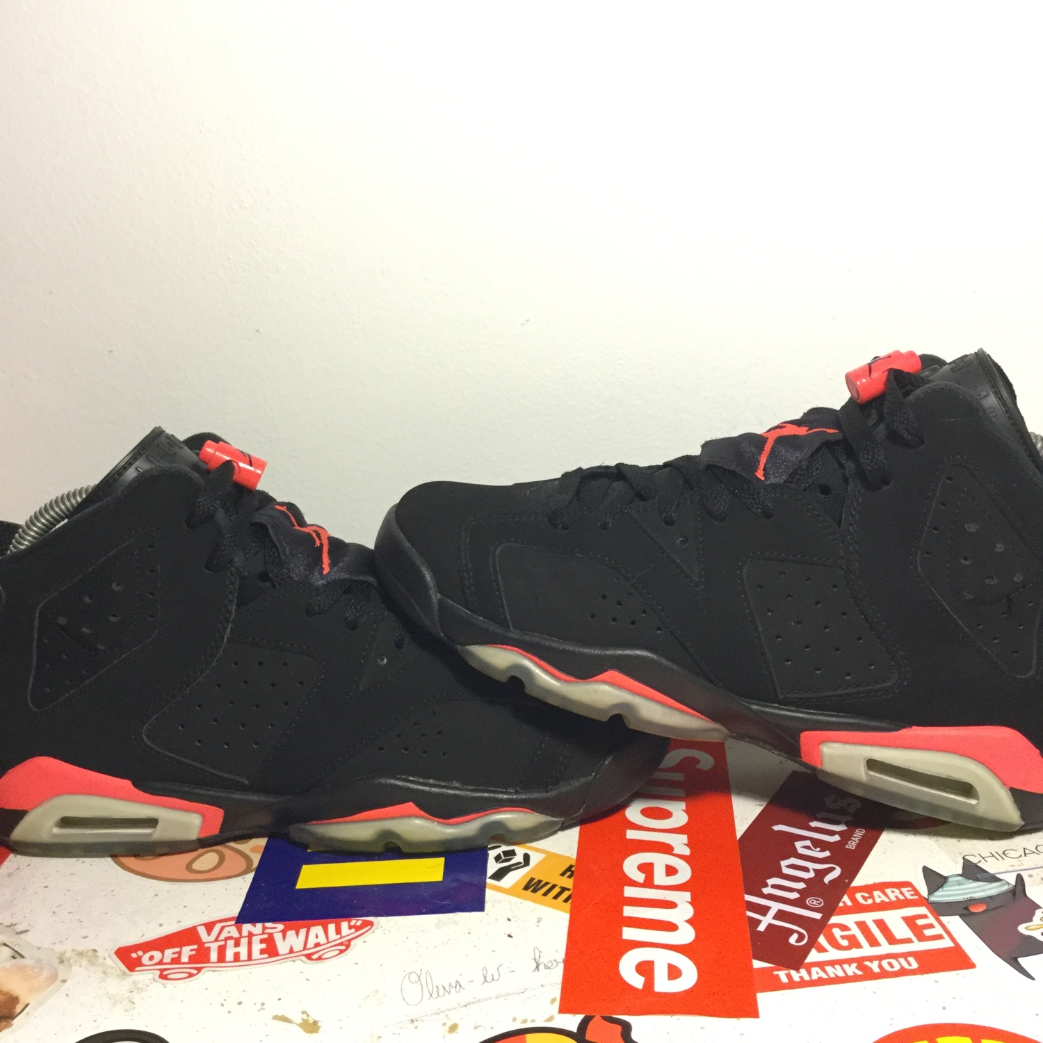 Infrared 6 Gs 2014