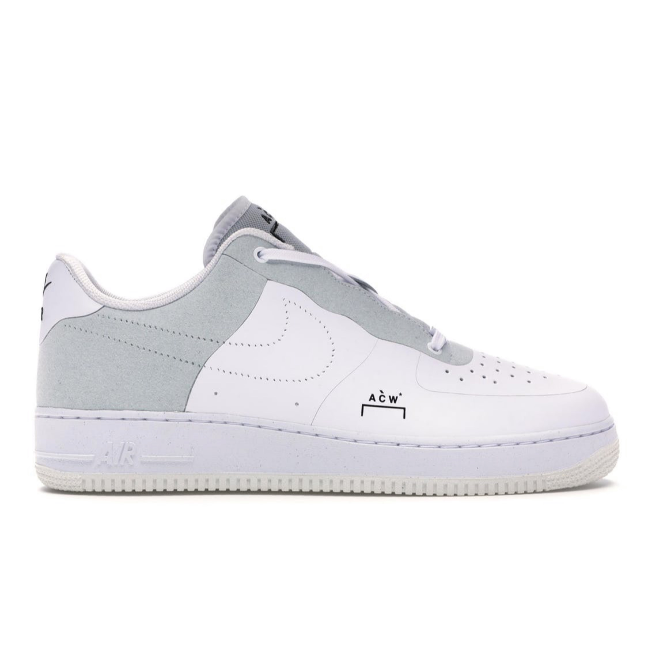 Nike Airforce 1 A Cold Wall White