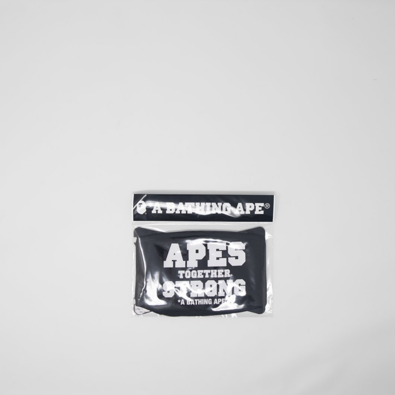 Bape Apes Together Strong Face Mask (New)
