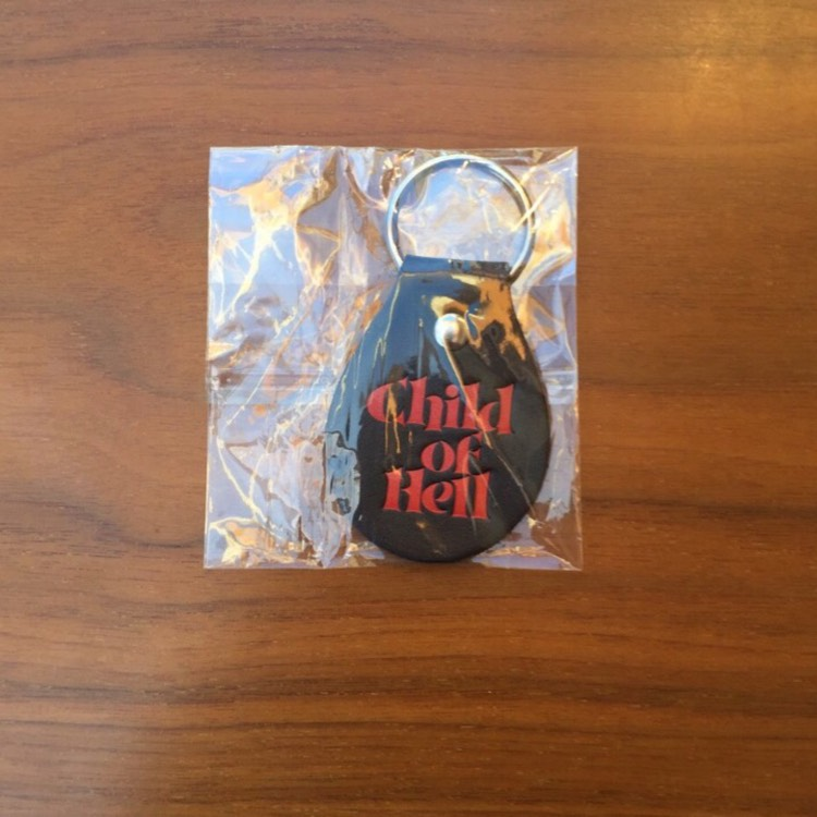 Supreme Child Of Hell Key Ring