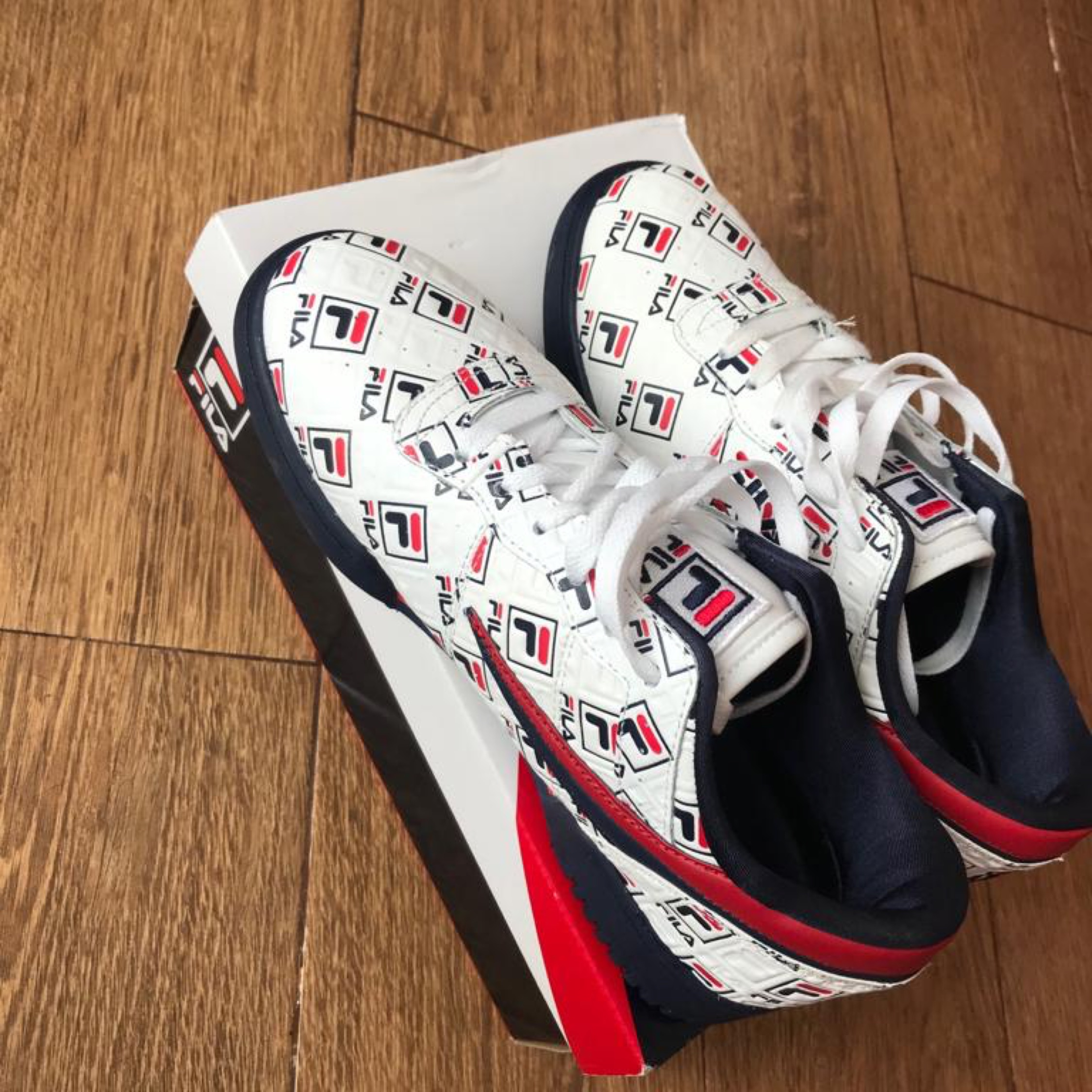 Fila Sneakers Og Special Edition 2018