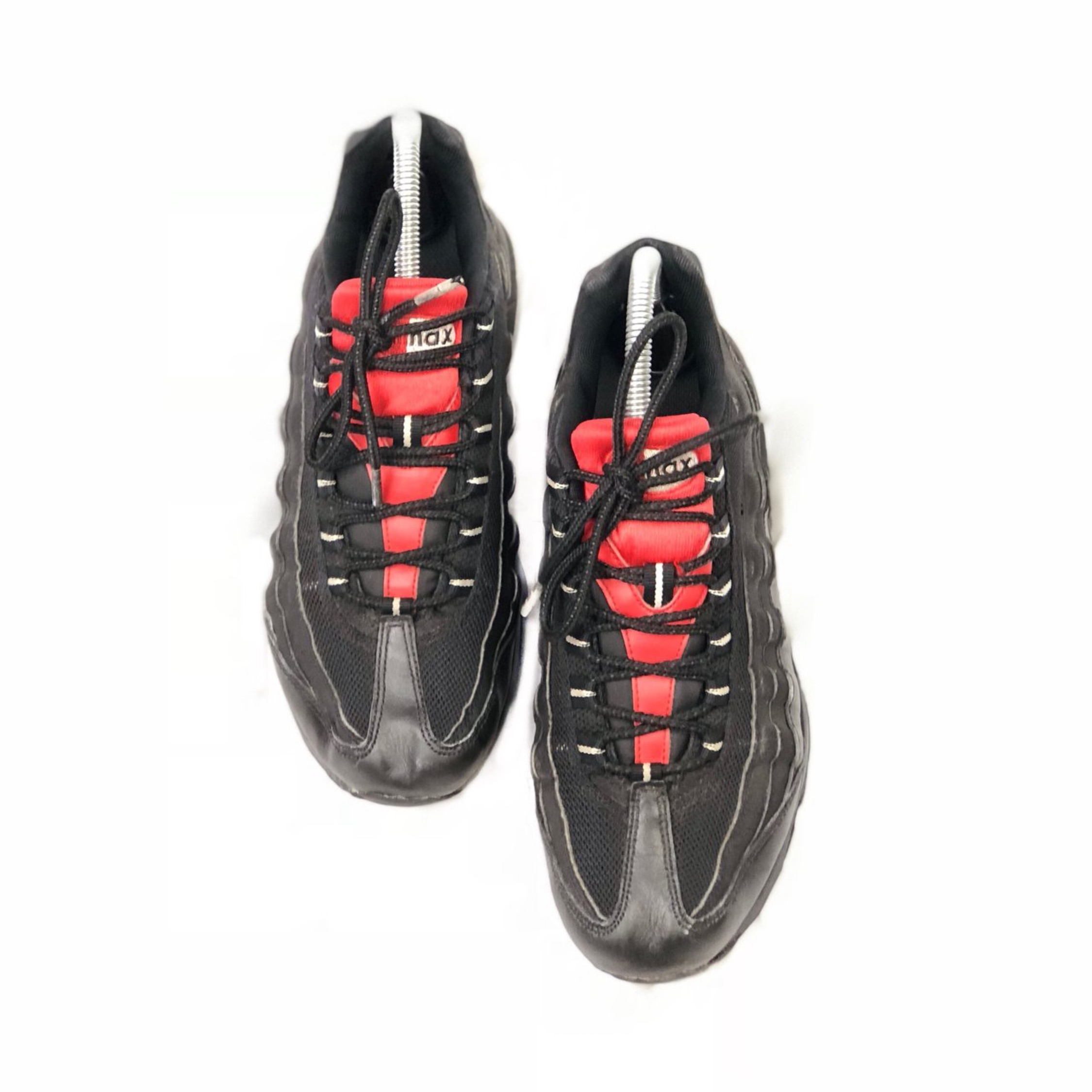 Chilli Nike Air Max 95S 110S Size Uk6 Unisex