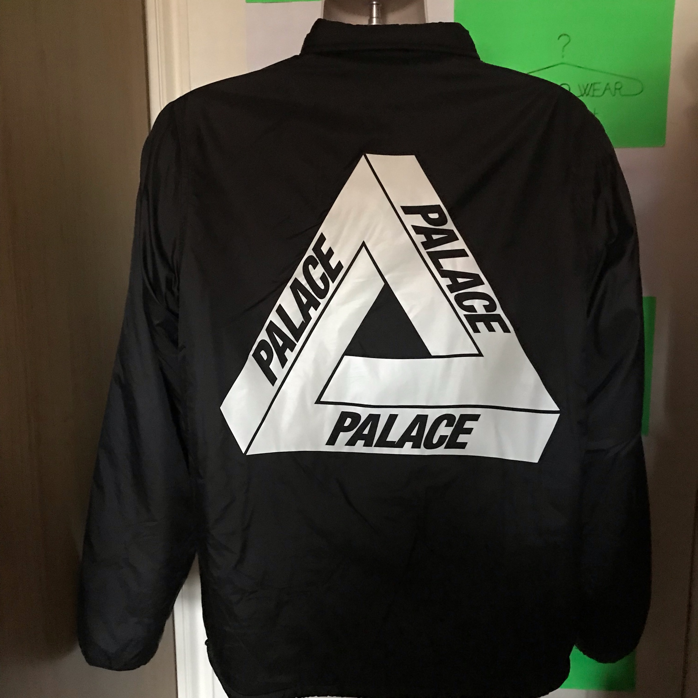 Aw14 Palace Thinsulate Triferg Jacket