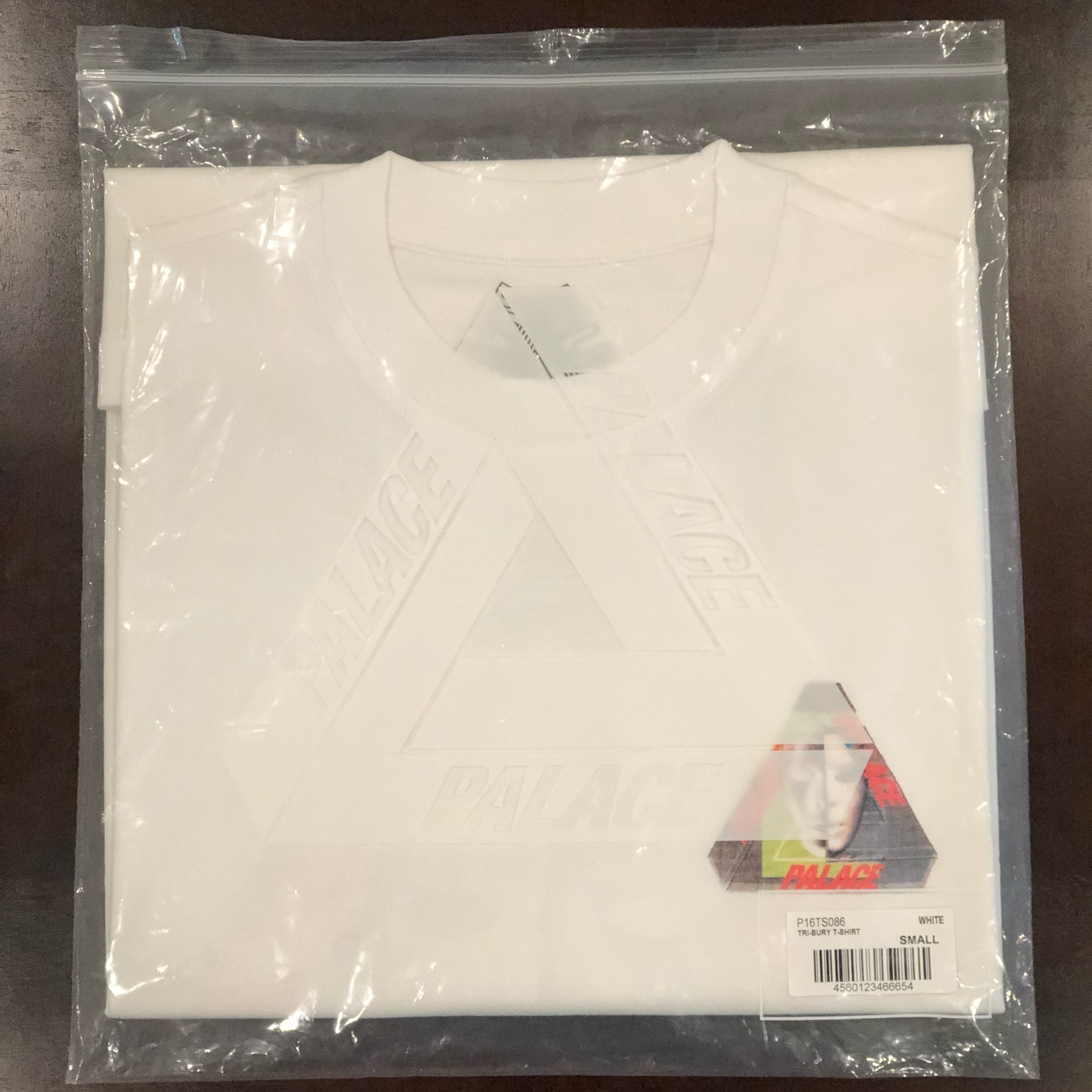 Palace Tri-Bury T-Shirt White Ss19