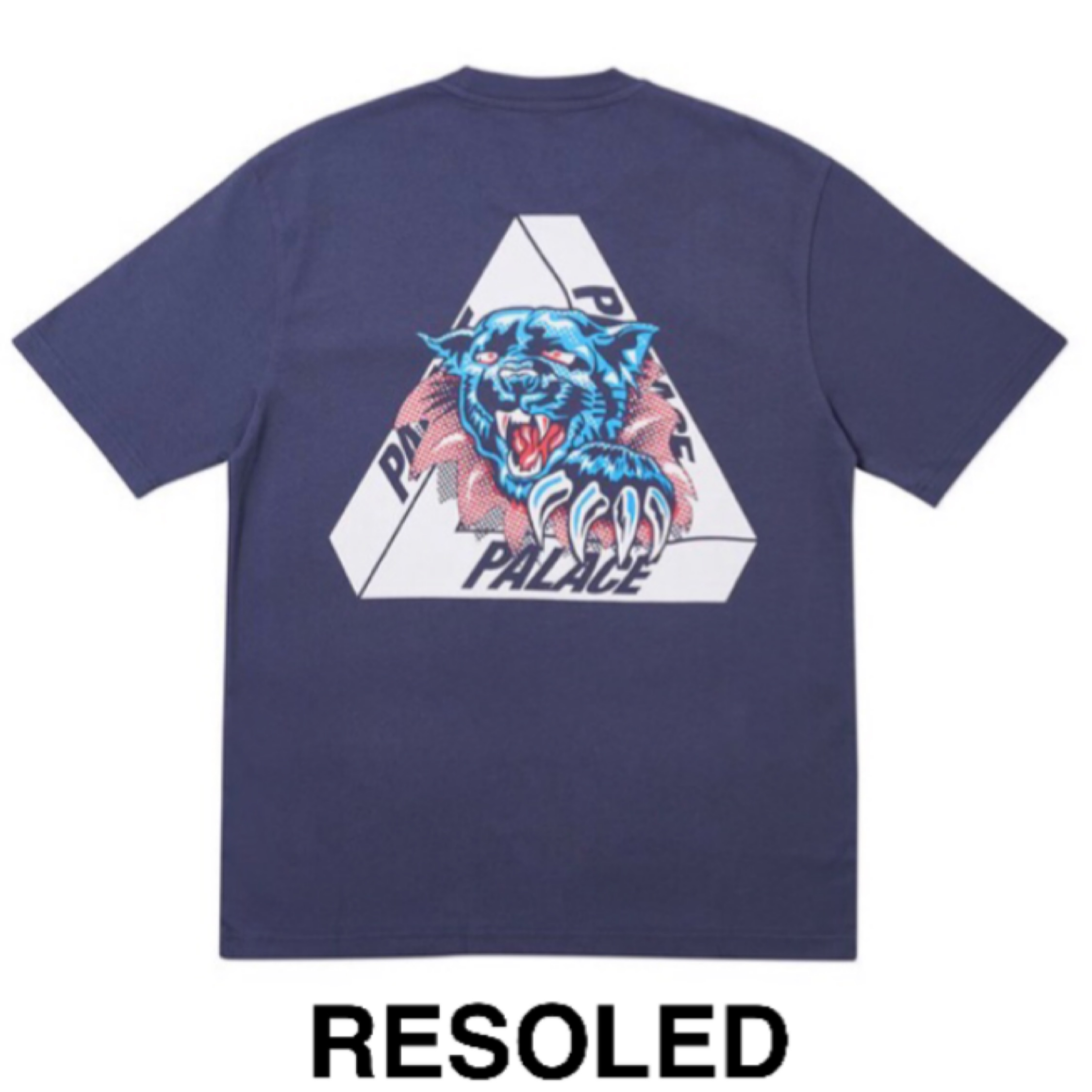 Palace Ripped Tri Ferg Tee | Trusted 300+ Sales