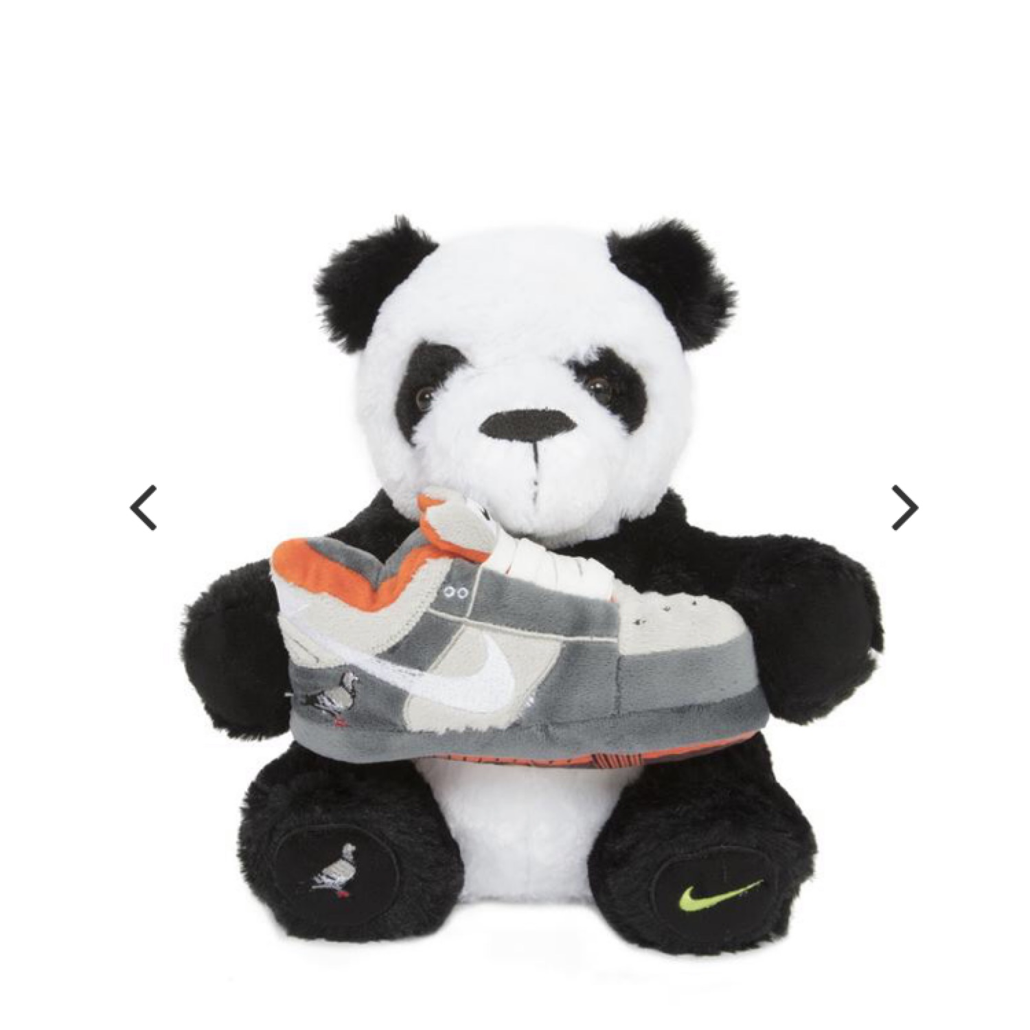 Plush X Staple Panda Pigeon
