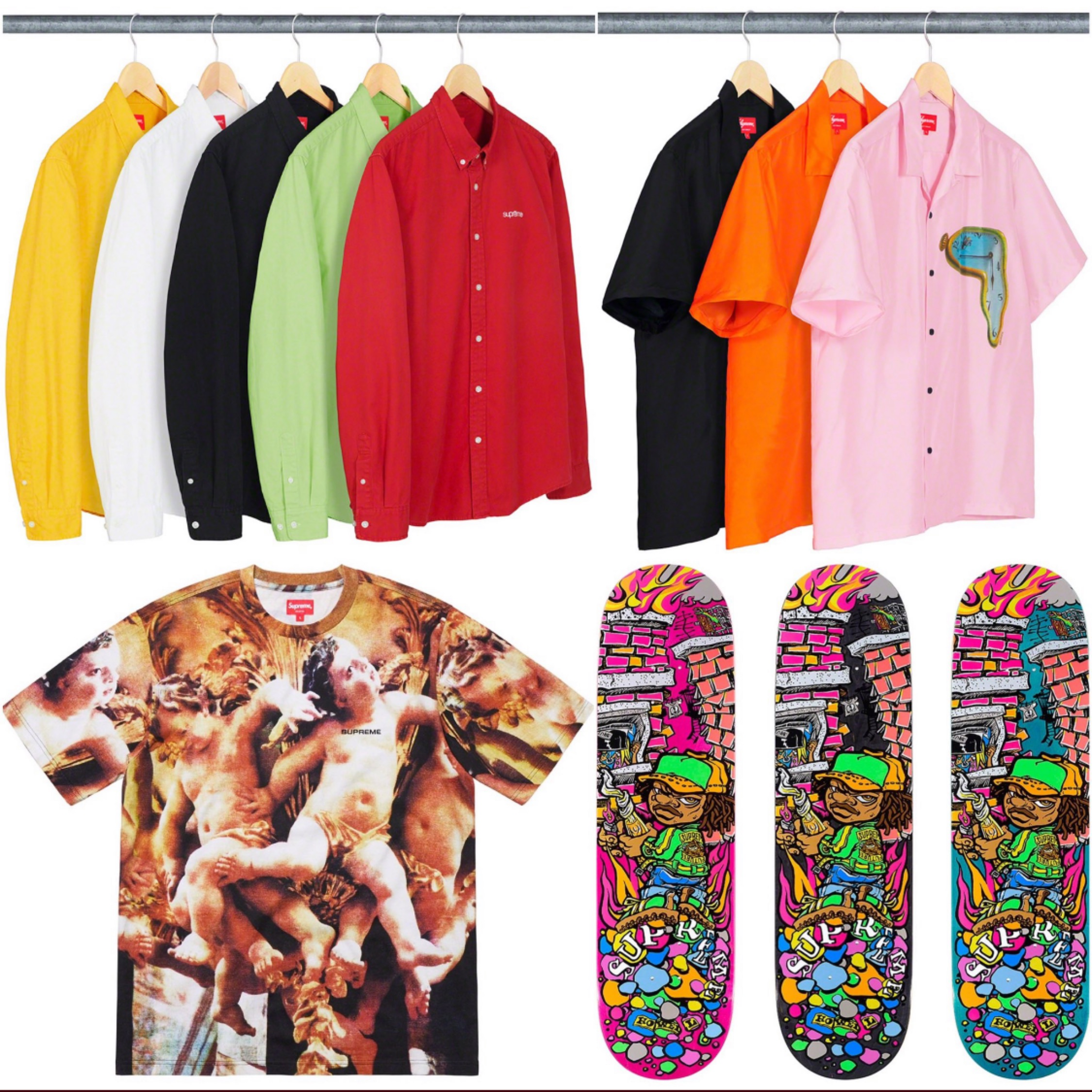 Supreme Week 12 In Store Proxy